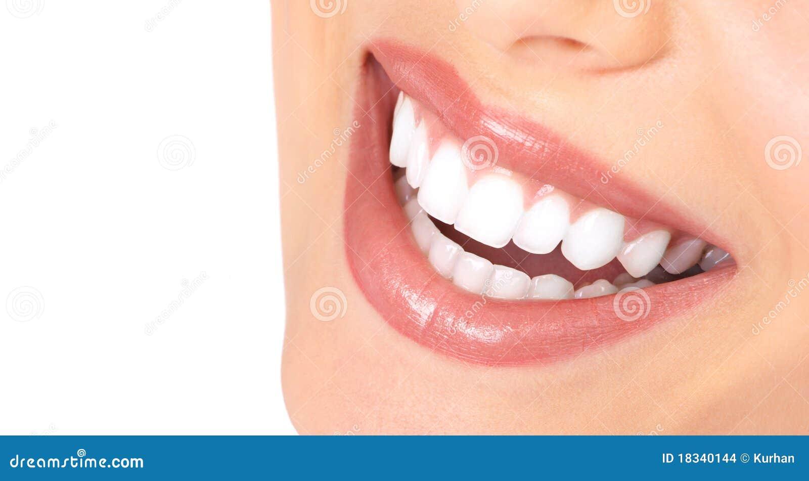 Uśmiechów zęby