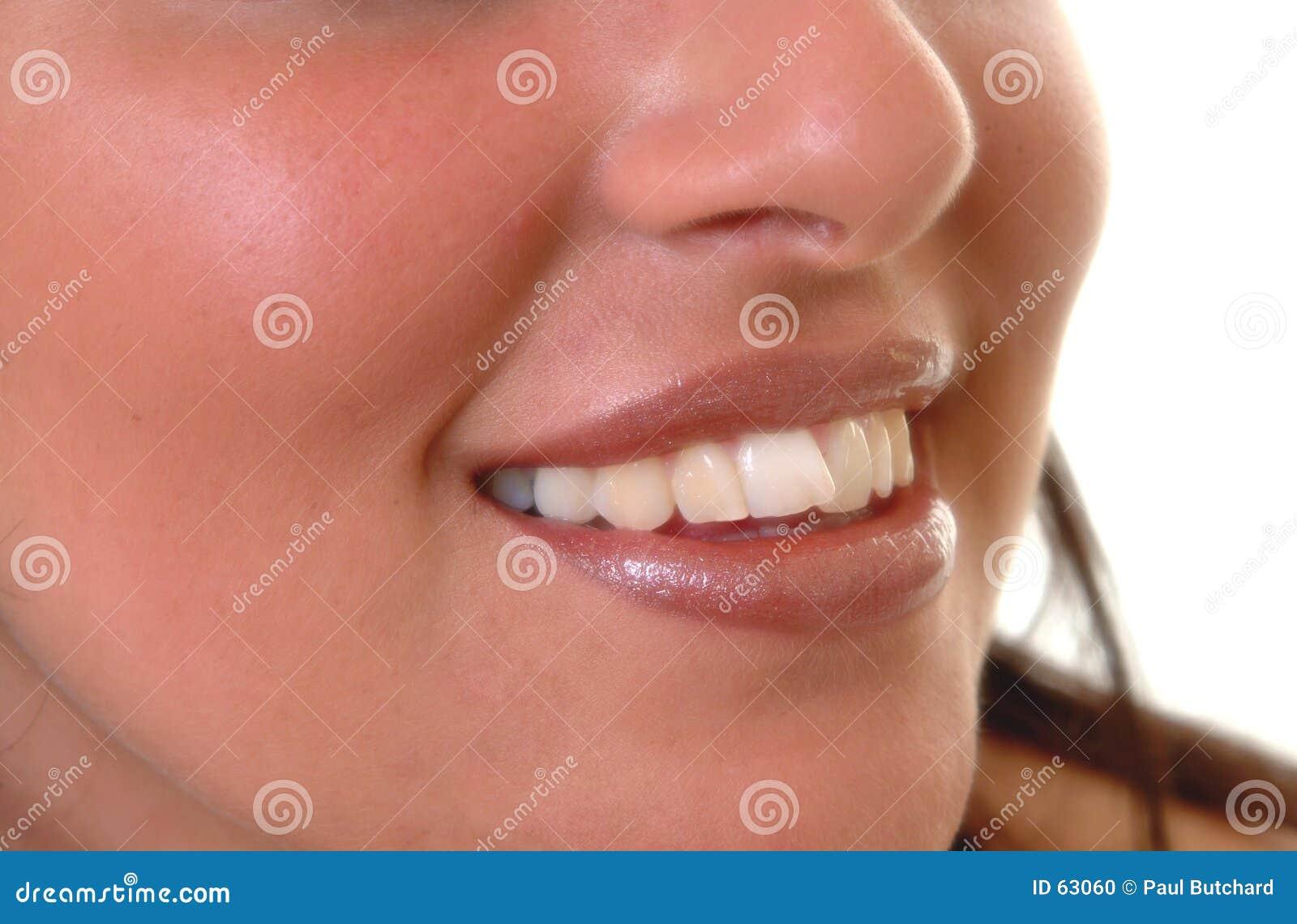Uśmiecha się