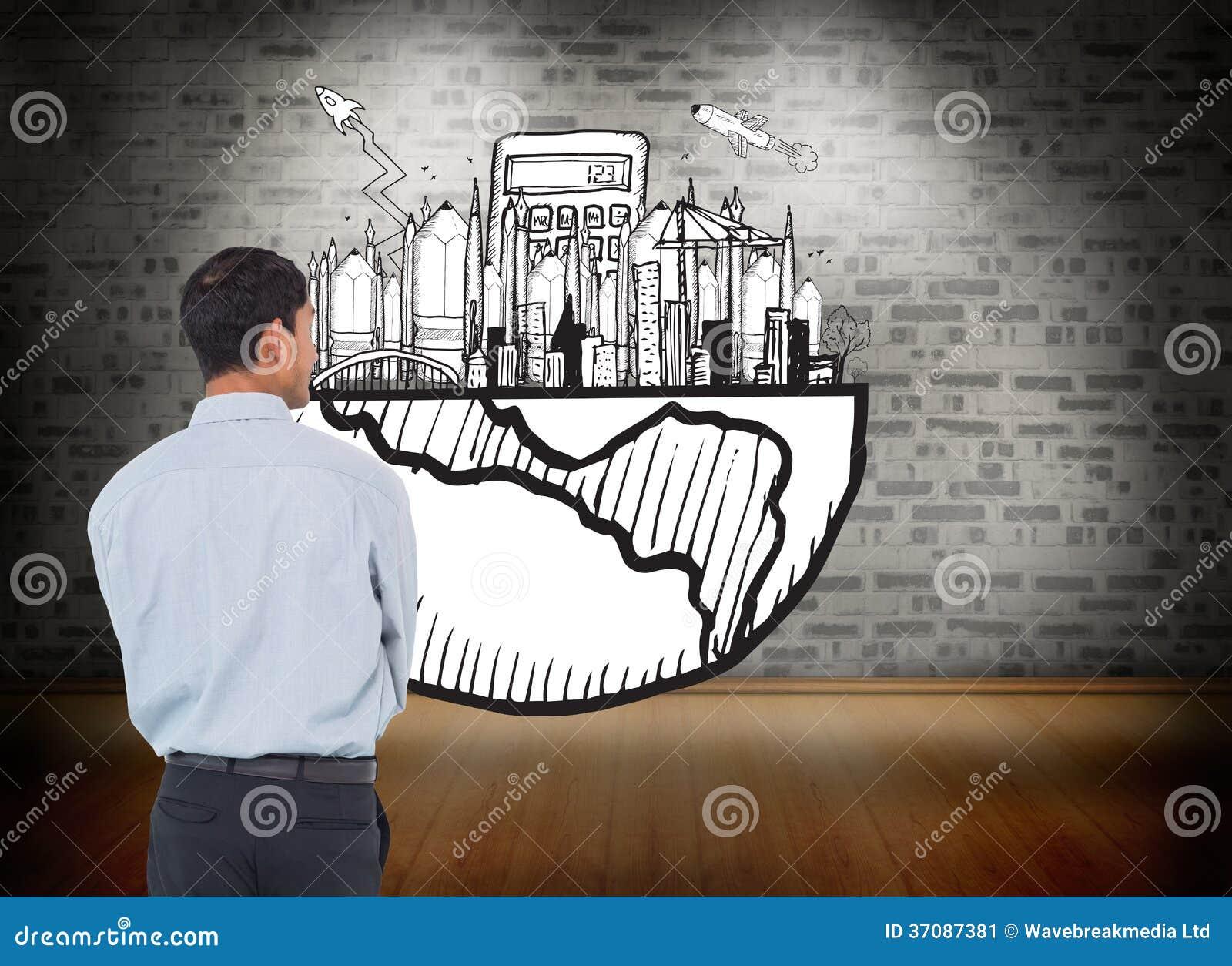 Download Uśmiechnięty Azjatykci Biznesmen Obraz Stock - Obraz złożonej z digitise, pokój: 37087381