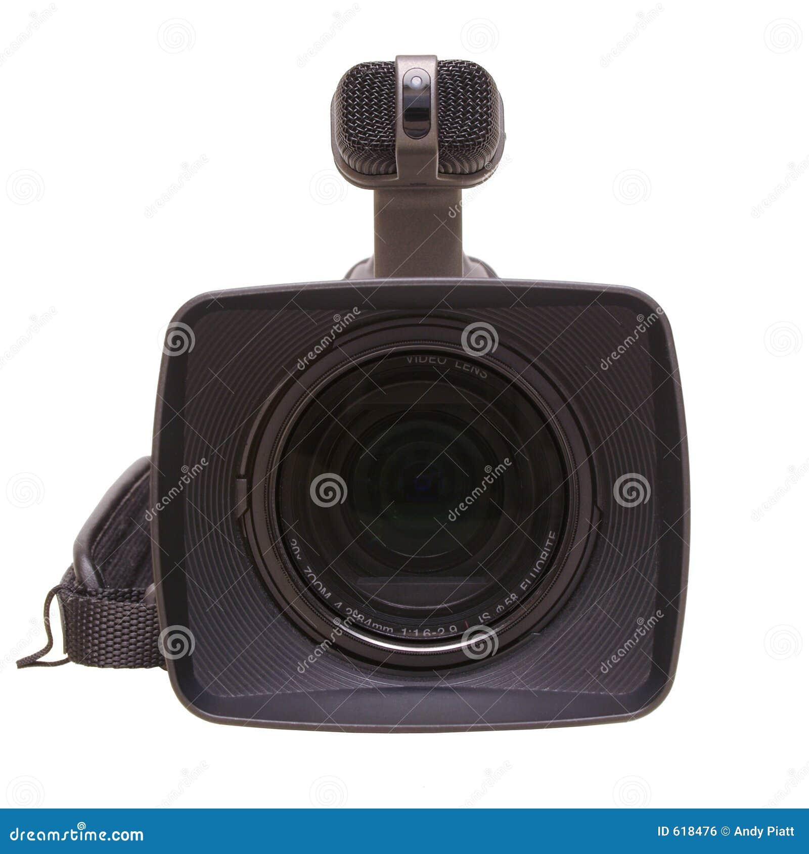 U bent op Camera