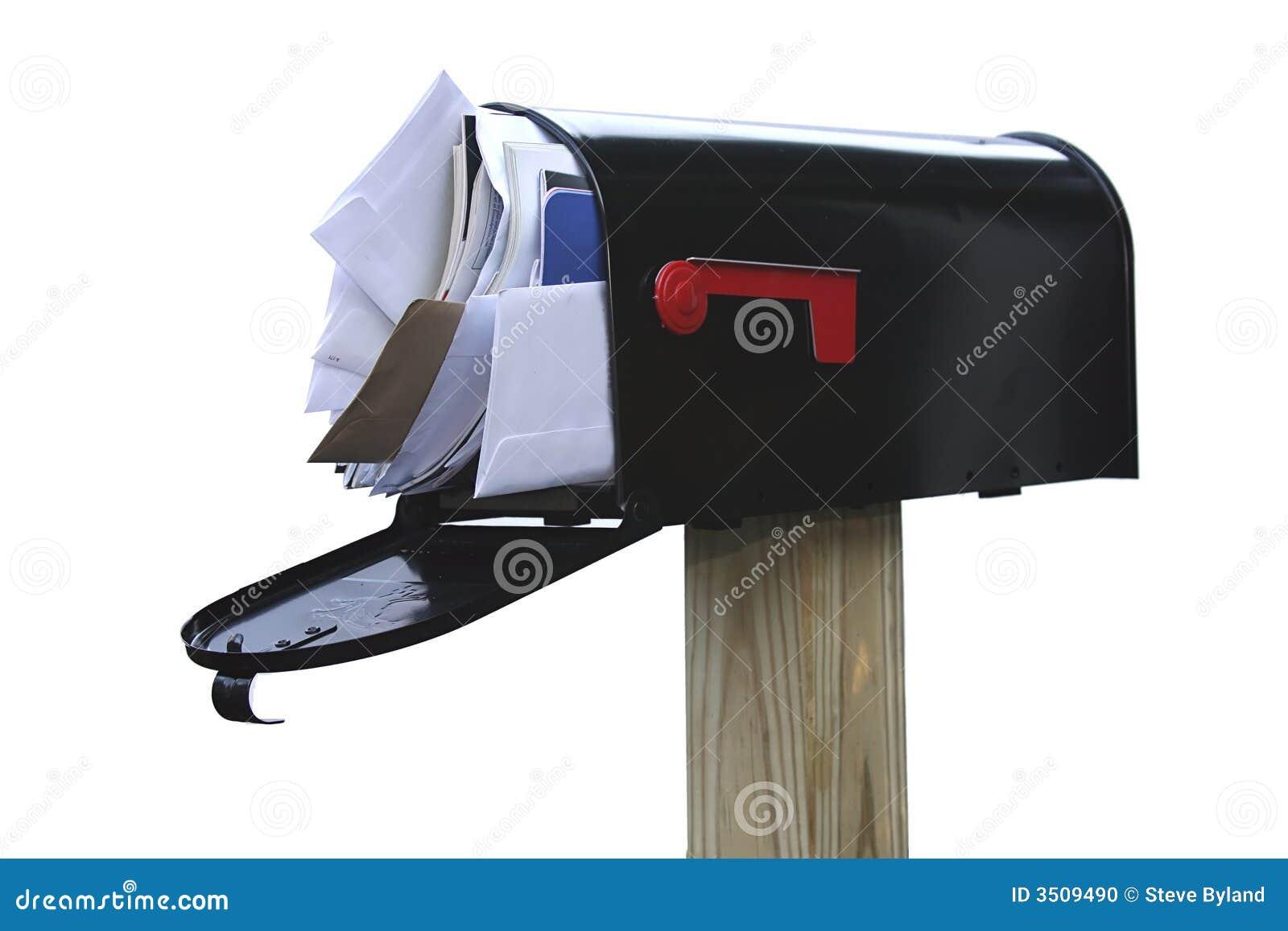 U hebt Teveel Post