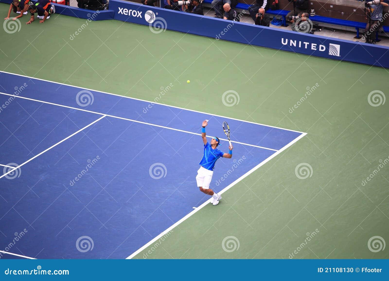 U.S. Abra el tenis - Rafael Nadal