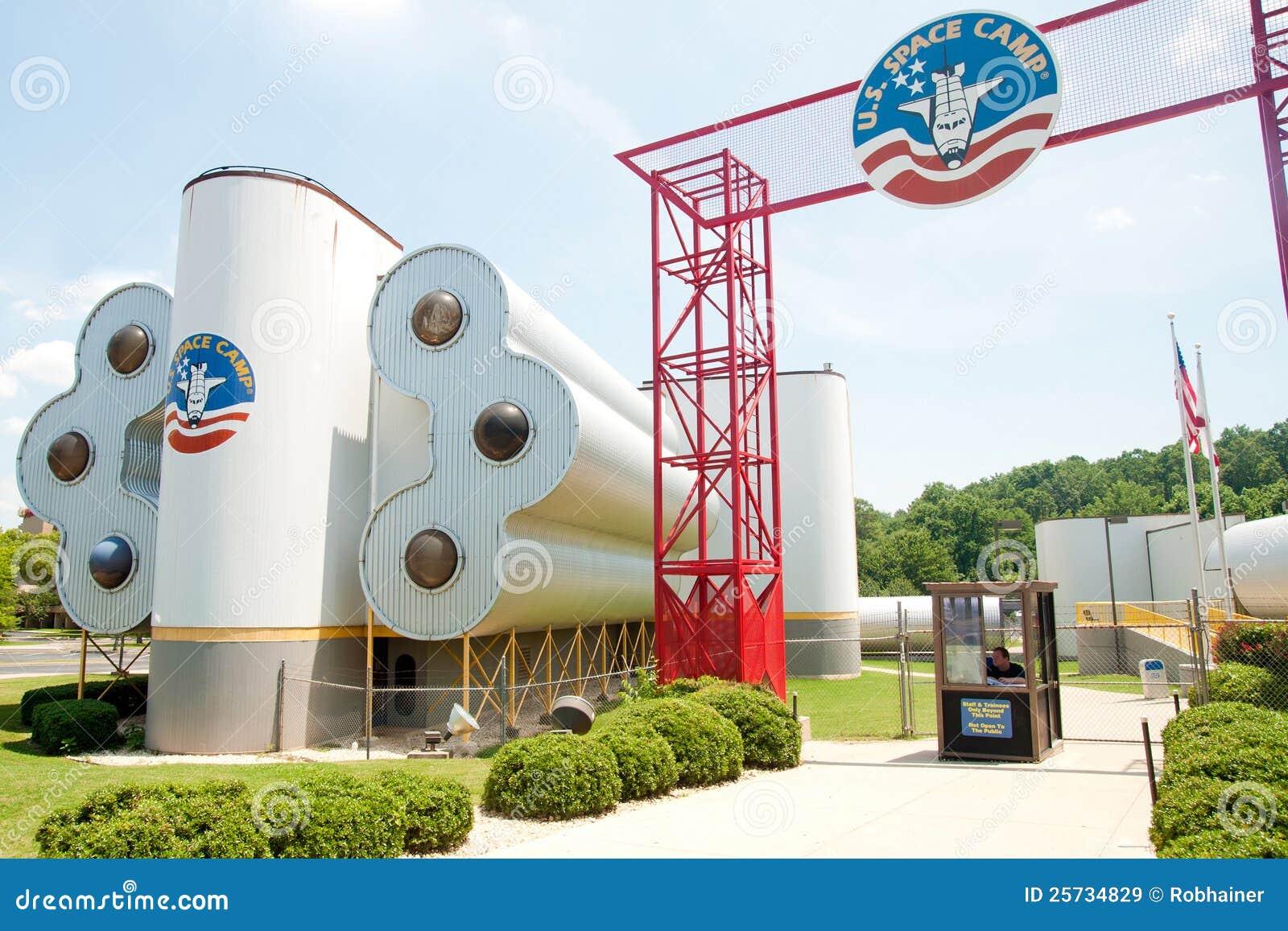 U.S. Accampamento dello spazio