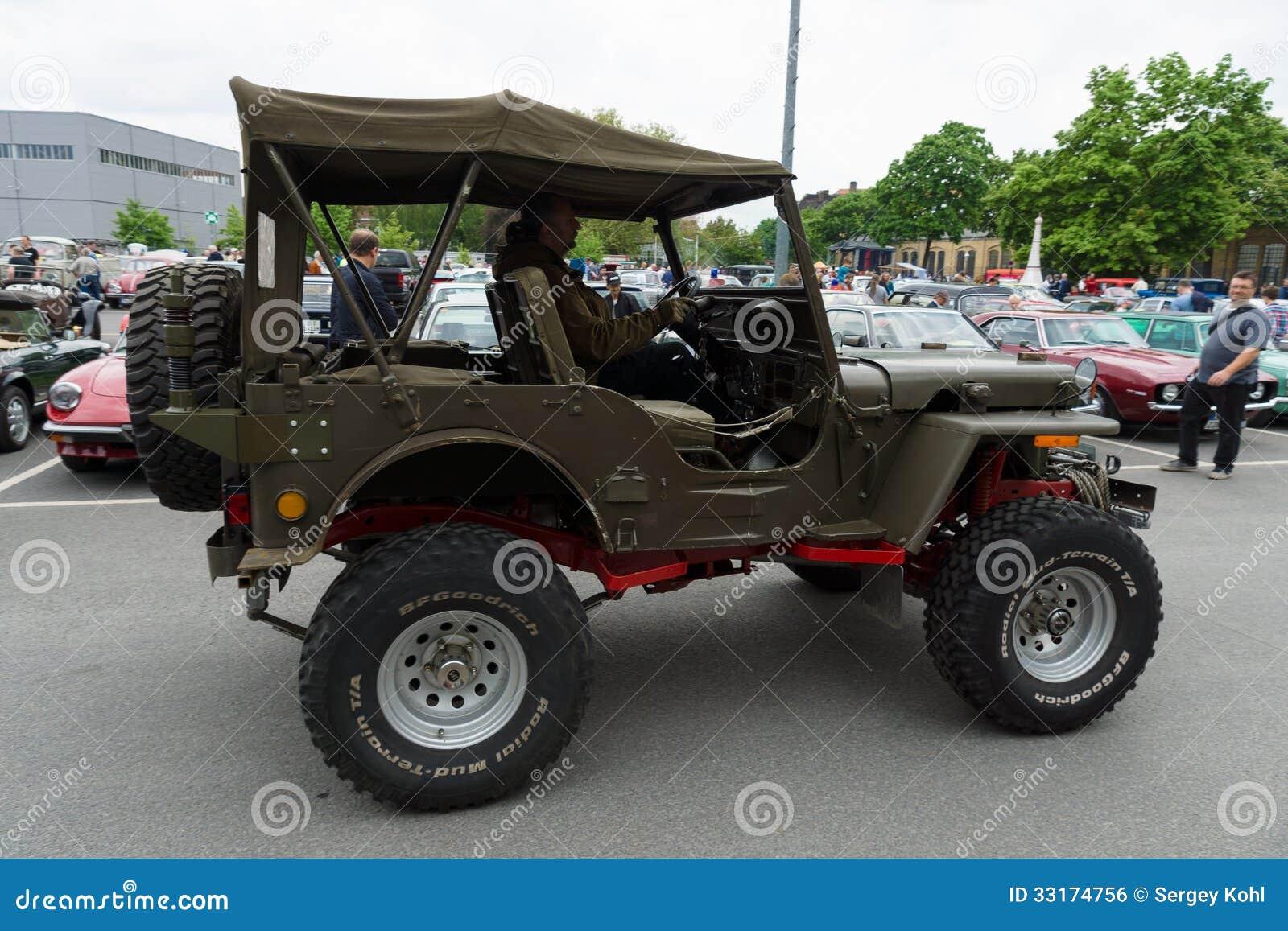 U S Army Suv Since World War Ii Jeep Willys Mb Editorial Photo Image 33174756