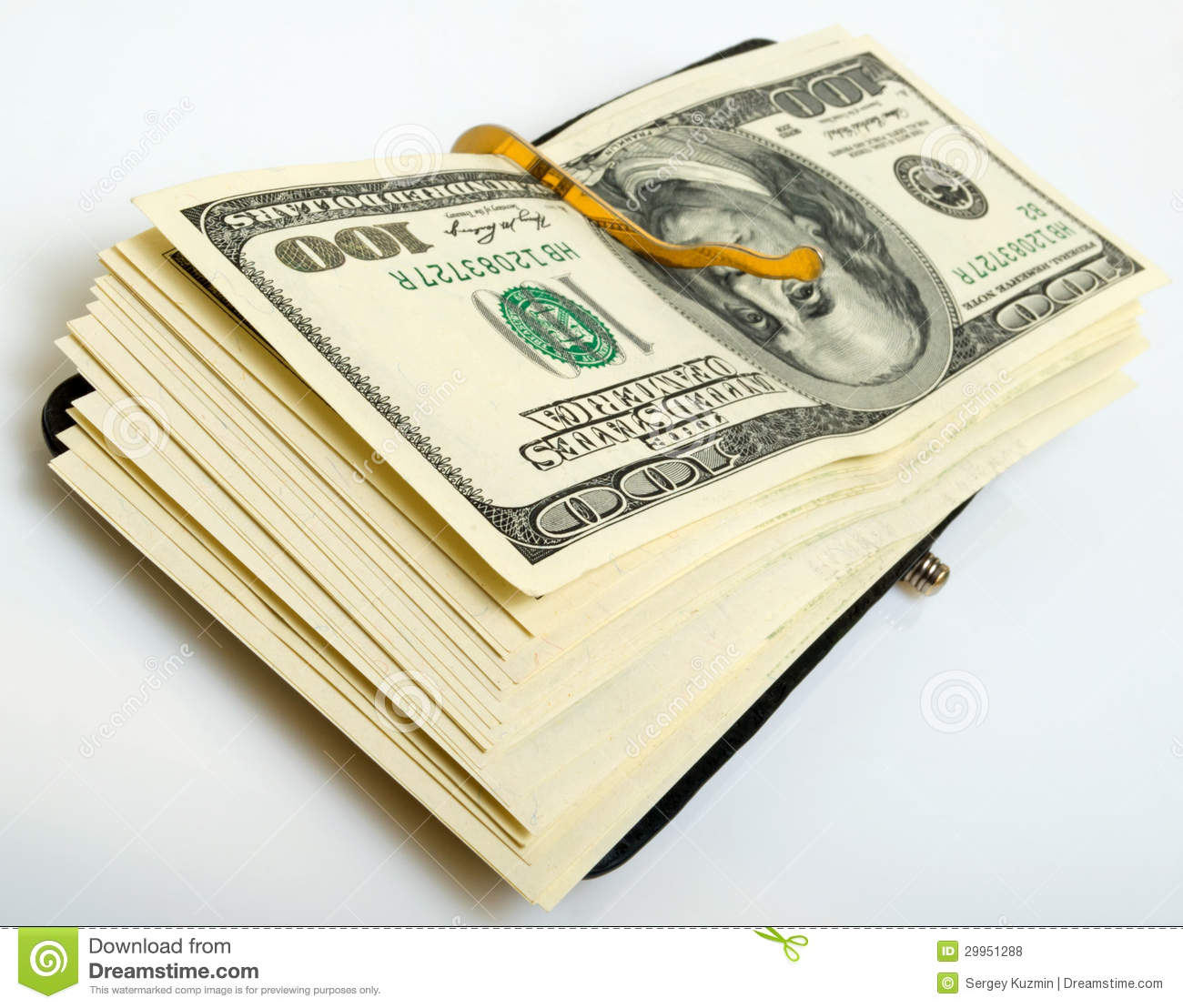 Open Financial Policies. Stock Photo. Image Of Payments