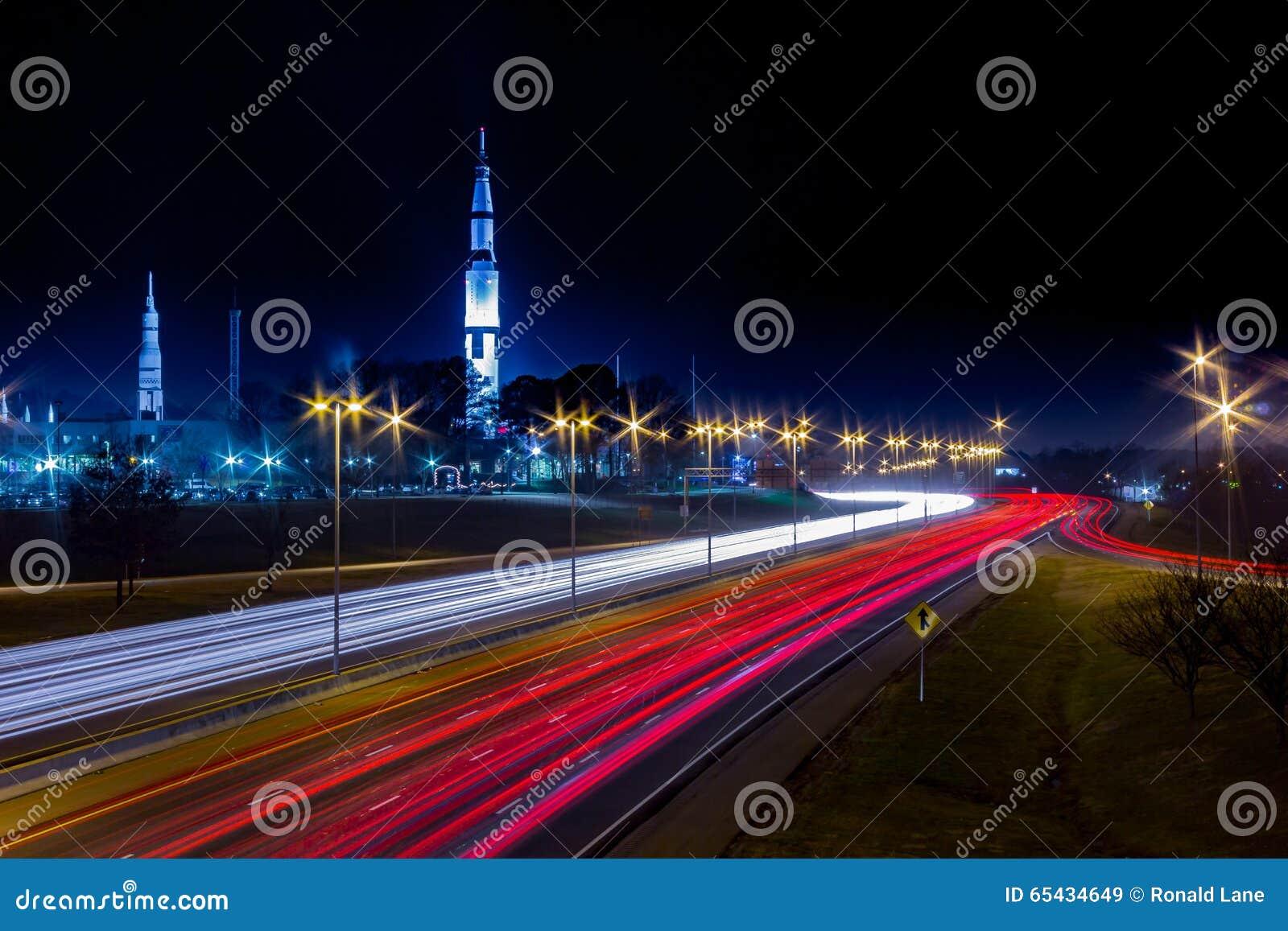 U S Espacio y Rocket Center Huntsville, AL con