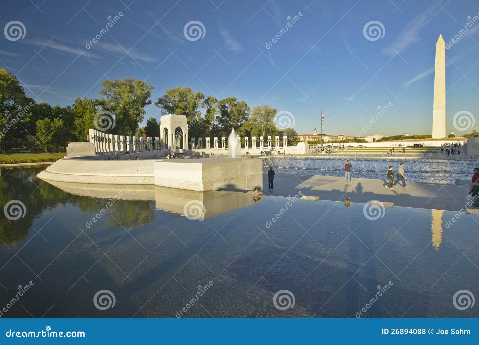 U.S. Het Gedenkteken van de Wereldoorlog II