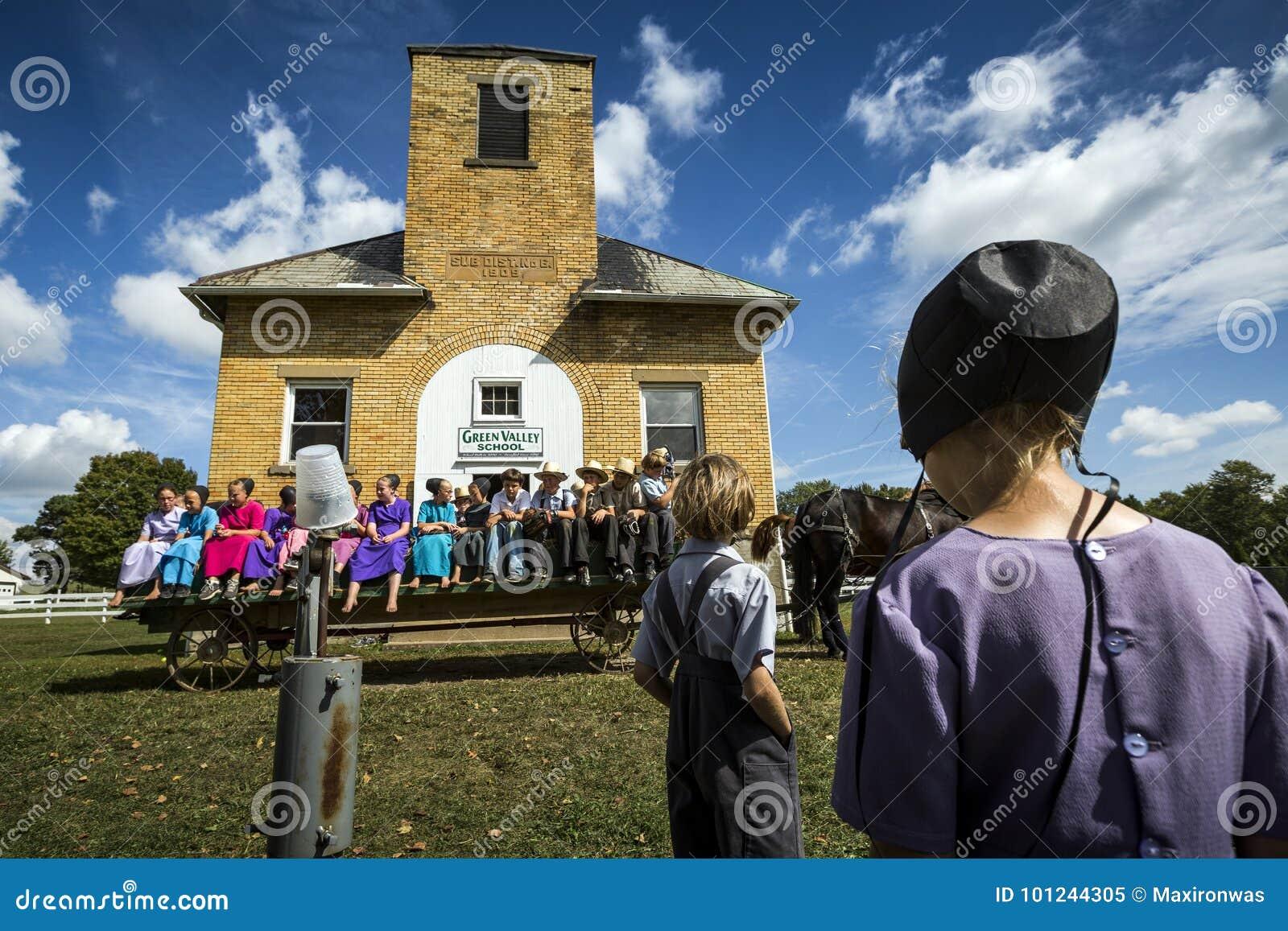 U.S.A. - L Ohio - Amish