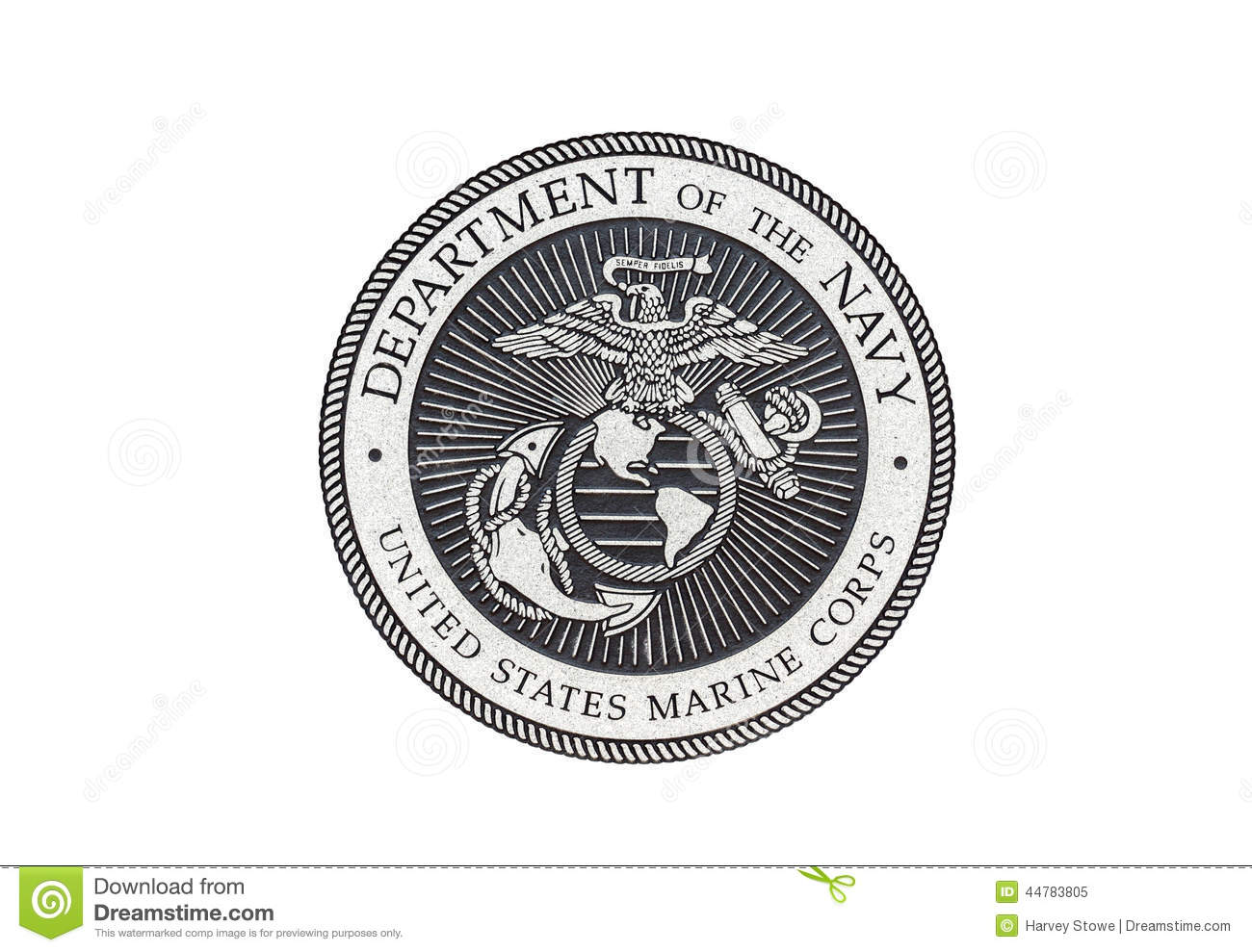 U.S. Marine Corps official seal