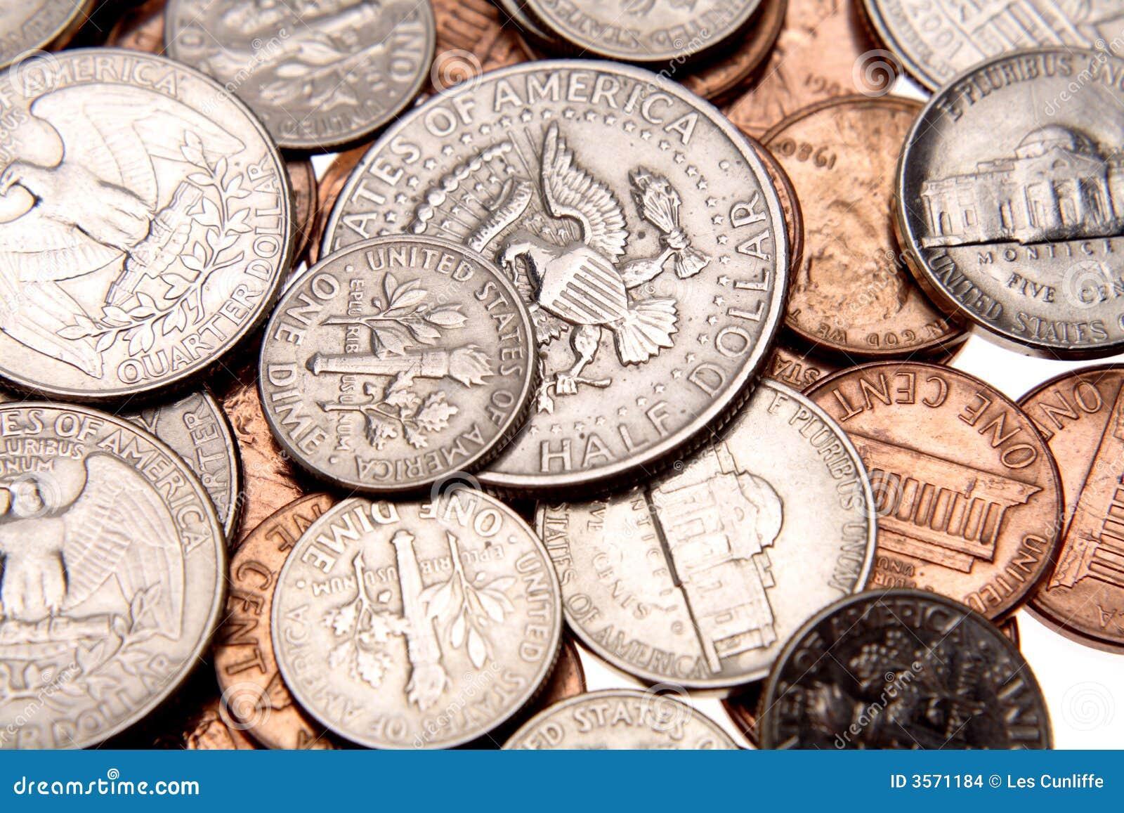 U.S. monete