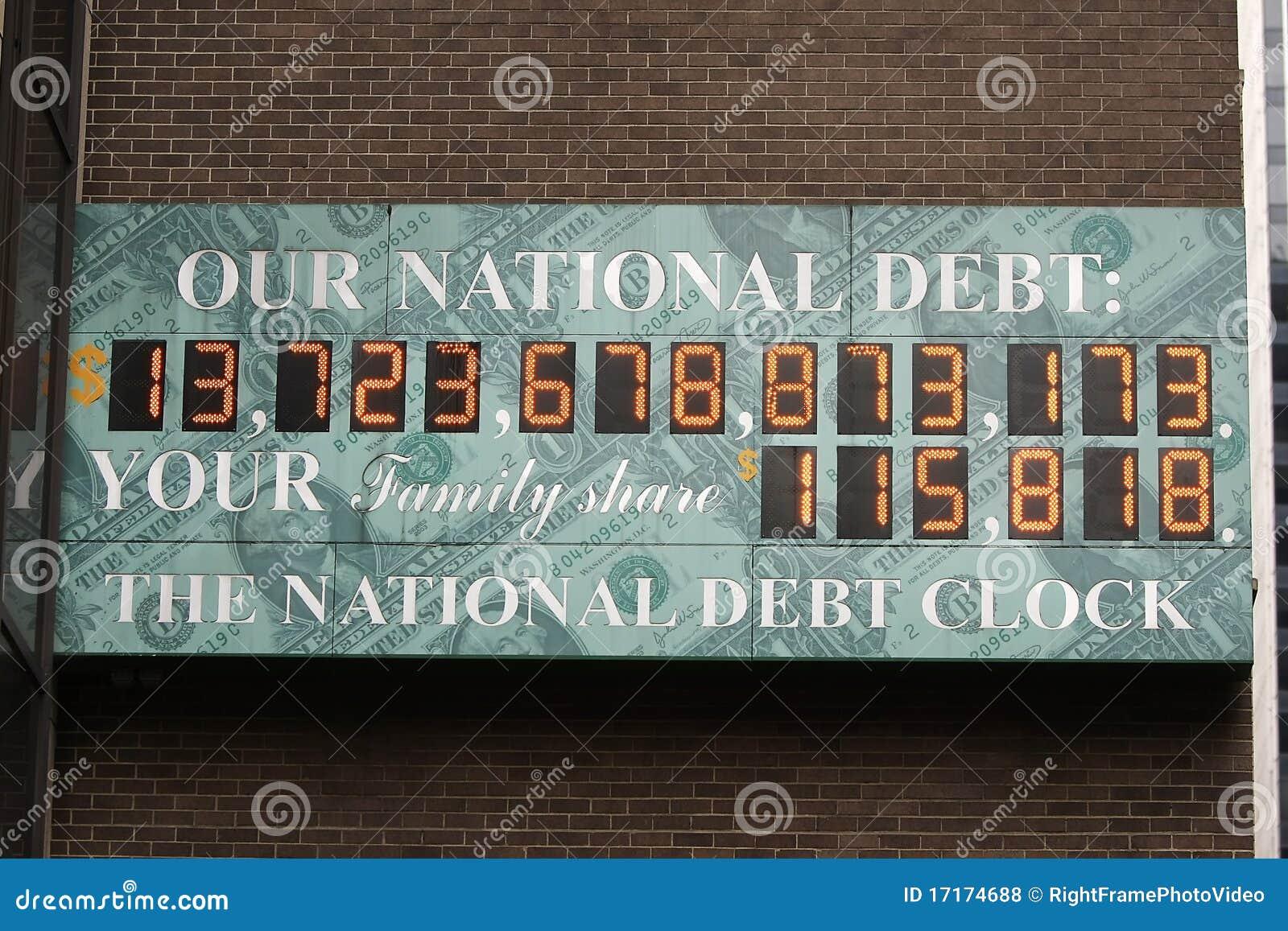 U.S. National Debt Clock