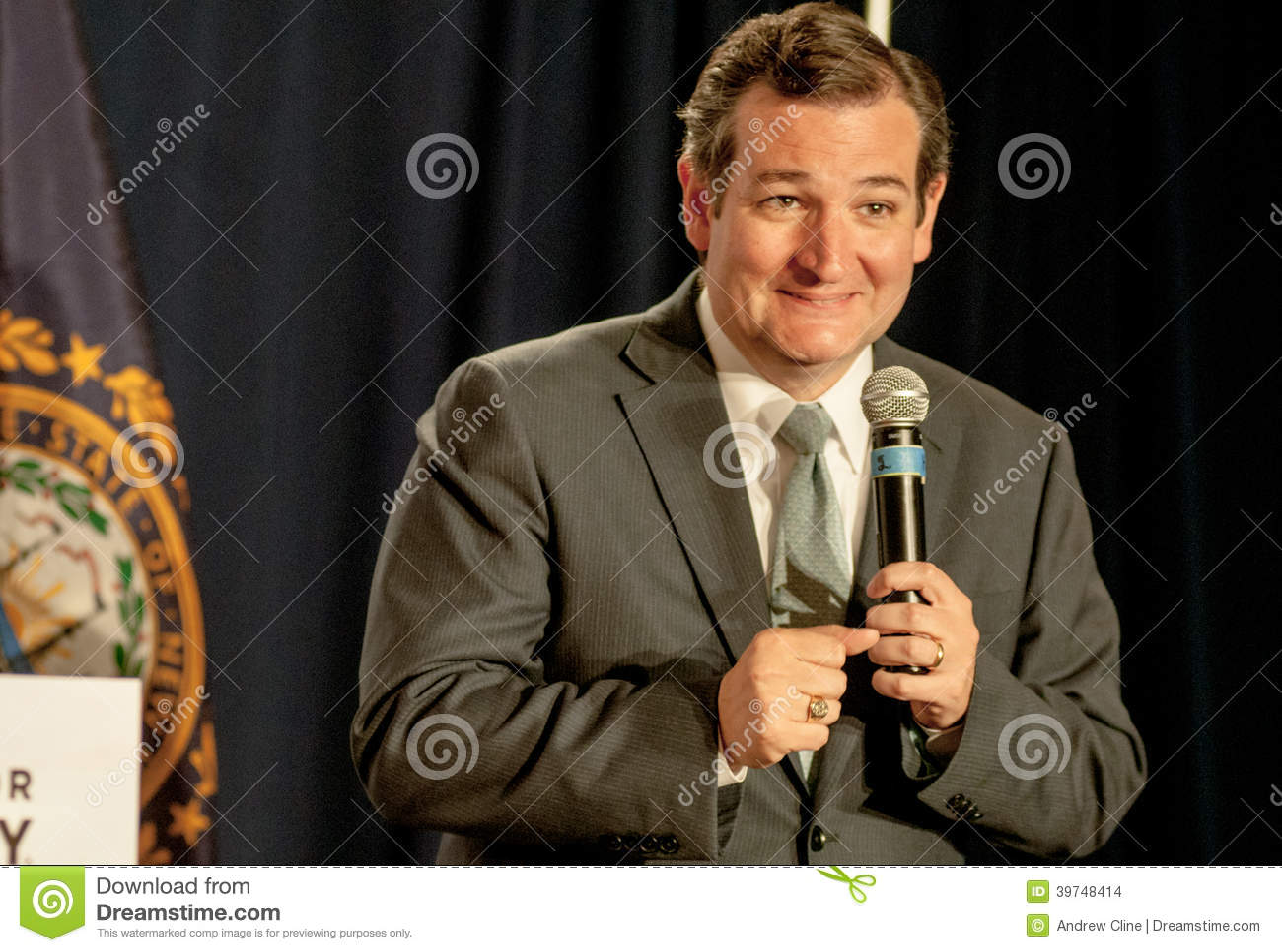 U.S. Senador Ted Cruz, R-Tejas
