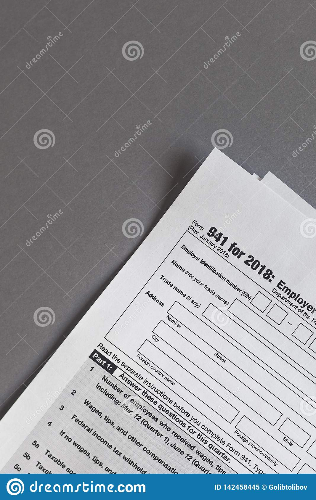 941 form with payment mailing address  U.S. Tax Form 12. Employer`s QUARTERLY Federal Tax Return ...