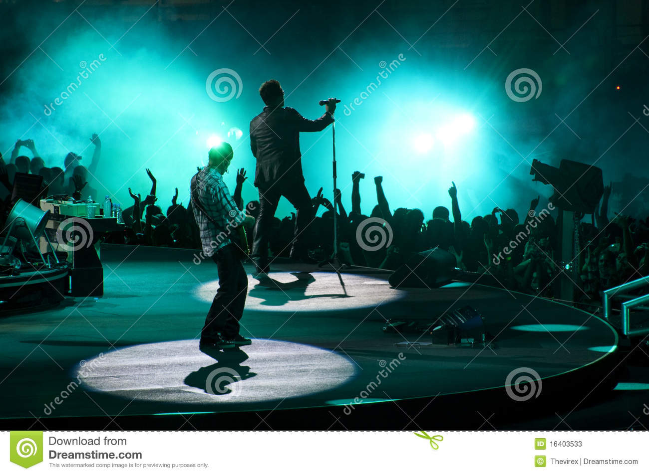 U2 360° Tour - Live At Turin Editorial Stock Photo - Image of