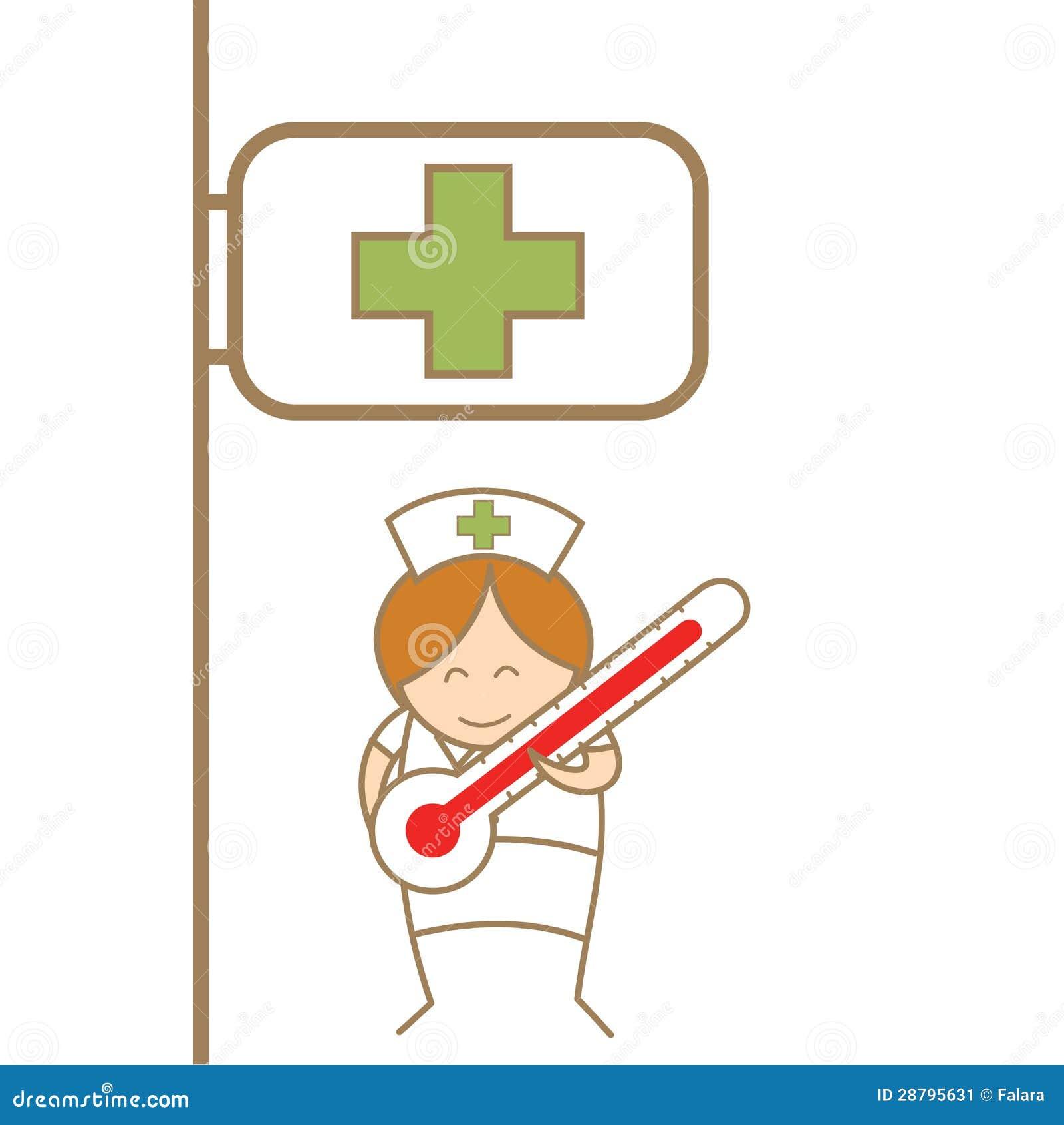 护士小王取来一只体温计,看到水银柱的位置在35℃以下图片
