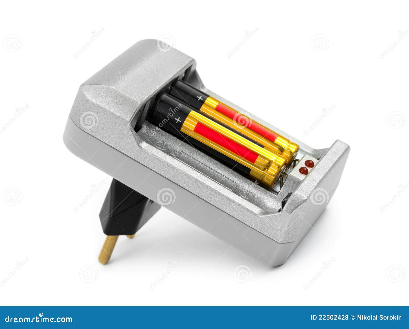 可充电池充电器