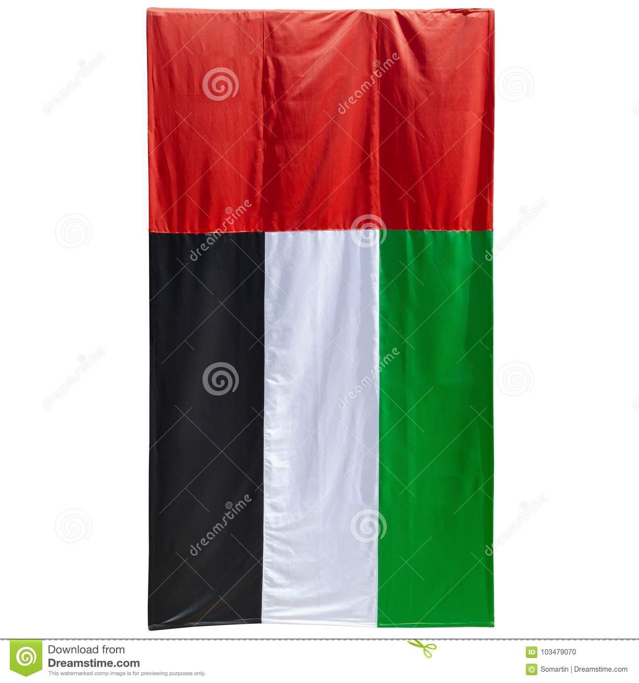 Uae flag stock photos royalty free images dreamstime biocorpaavc Images