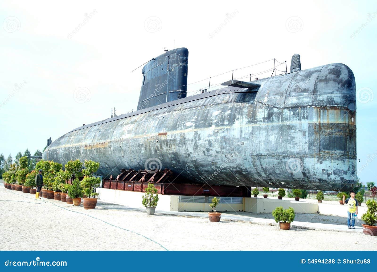 Ubåt i Melaka