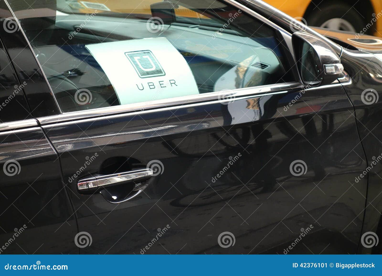 Uber汽车