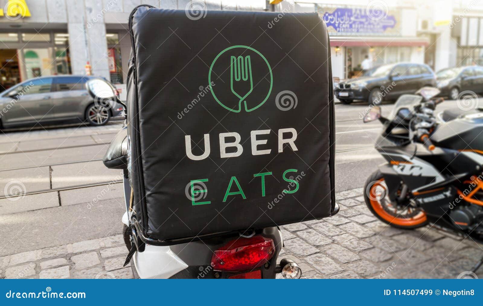 Uber mangia