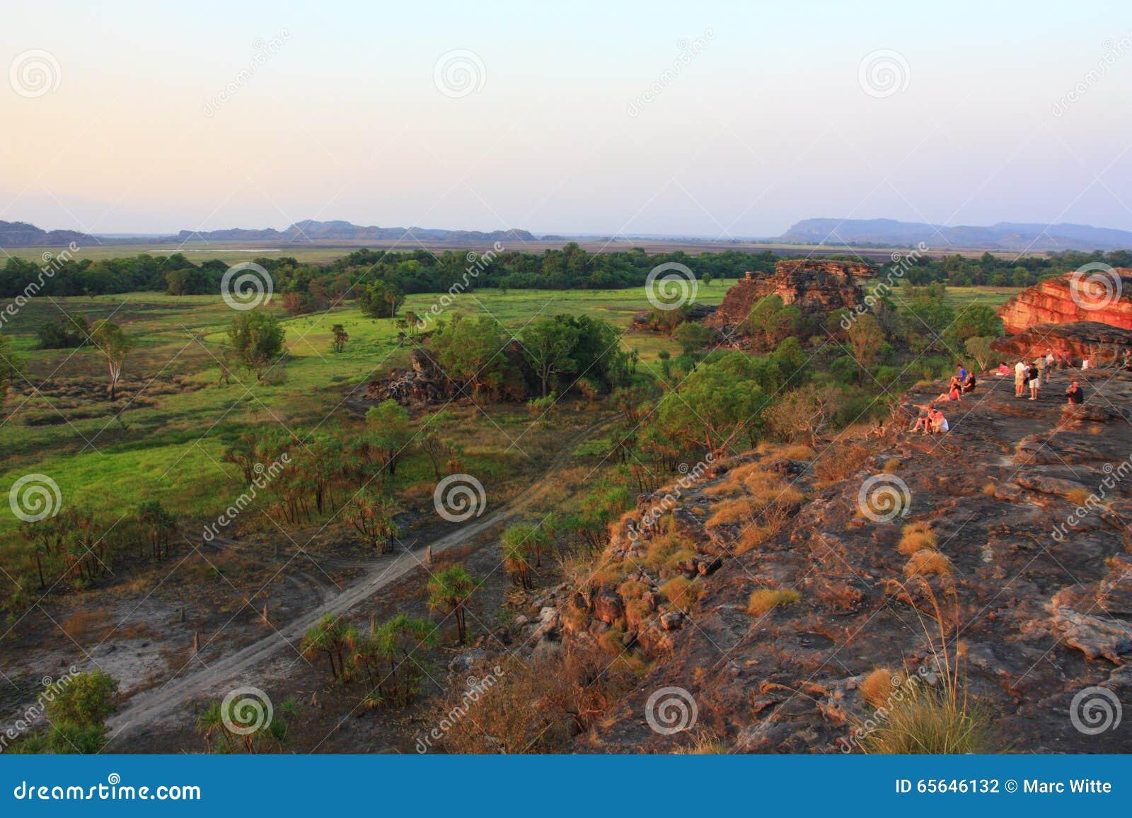 Ubirr, parc national de kakadu, Australie