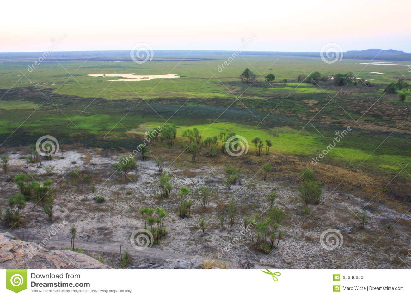Ubirr, parque nacional del kakadu, Australia