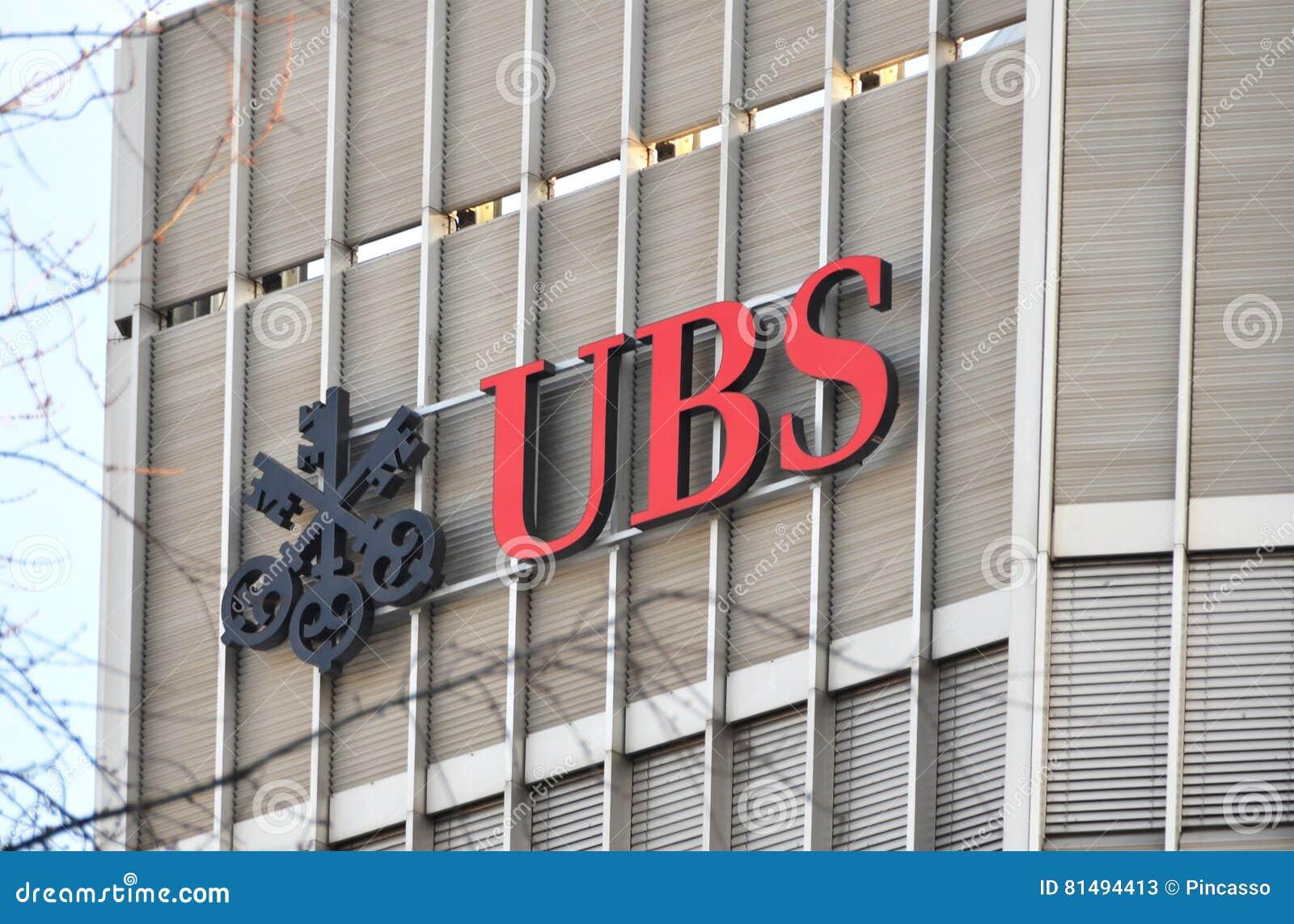 UBS, Szwajcaria ` s wielki bank
