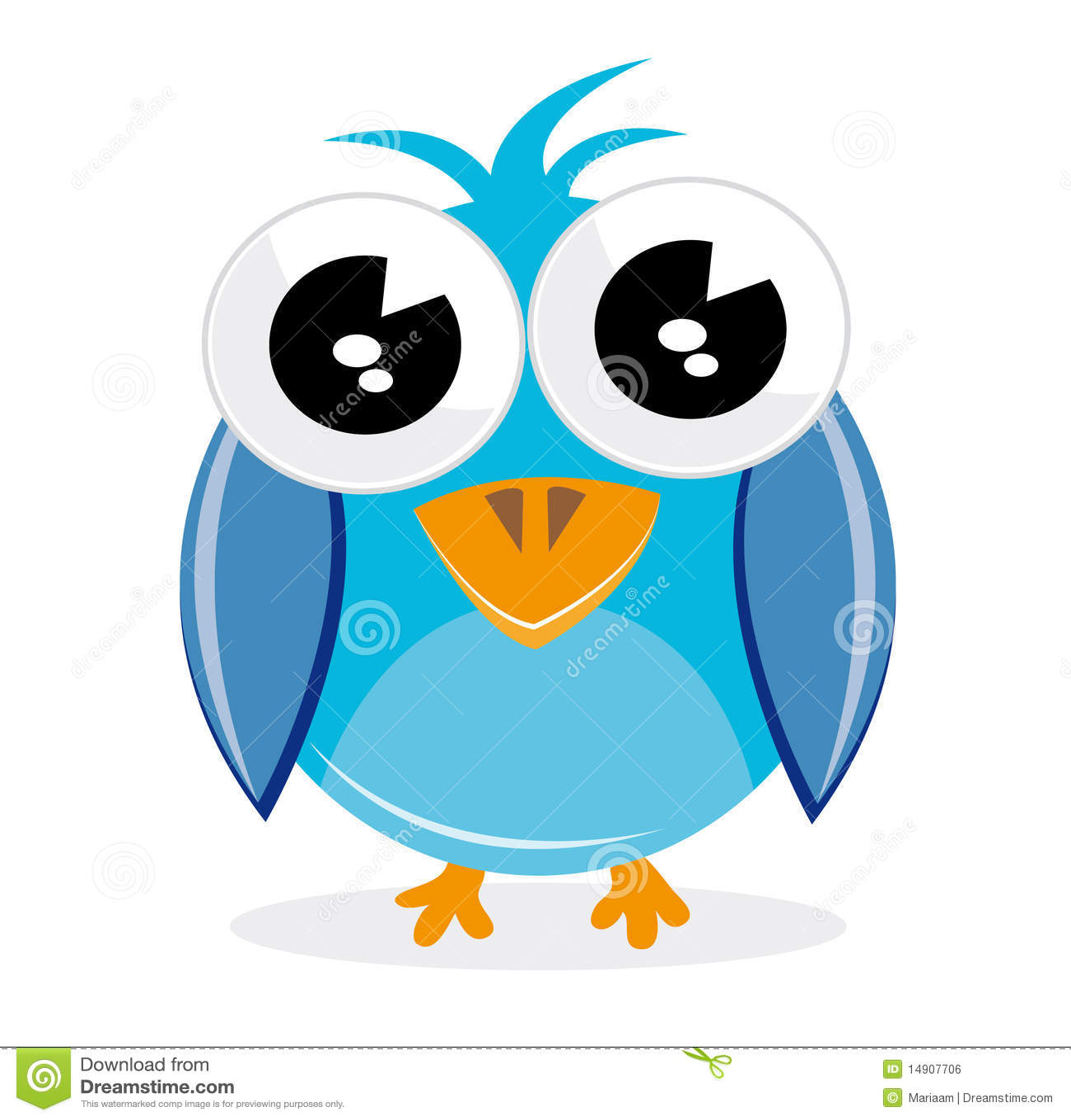 Uccello del Twitter
