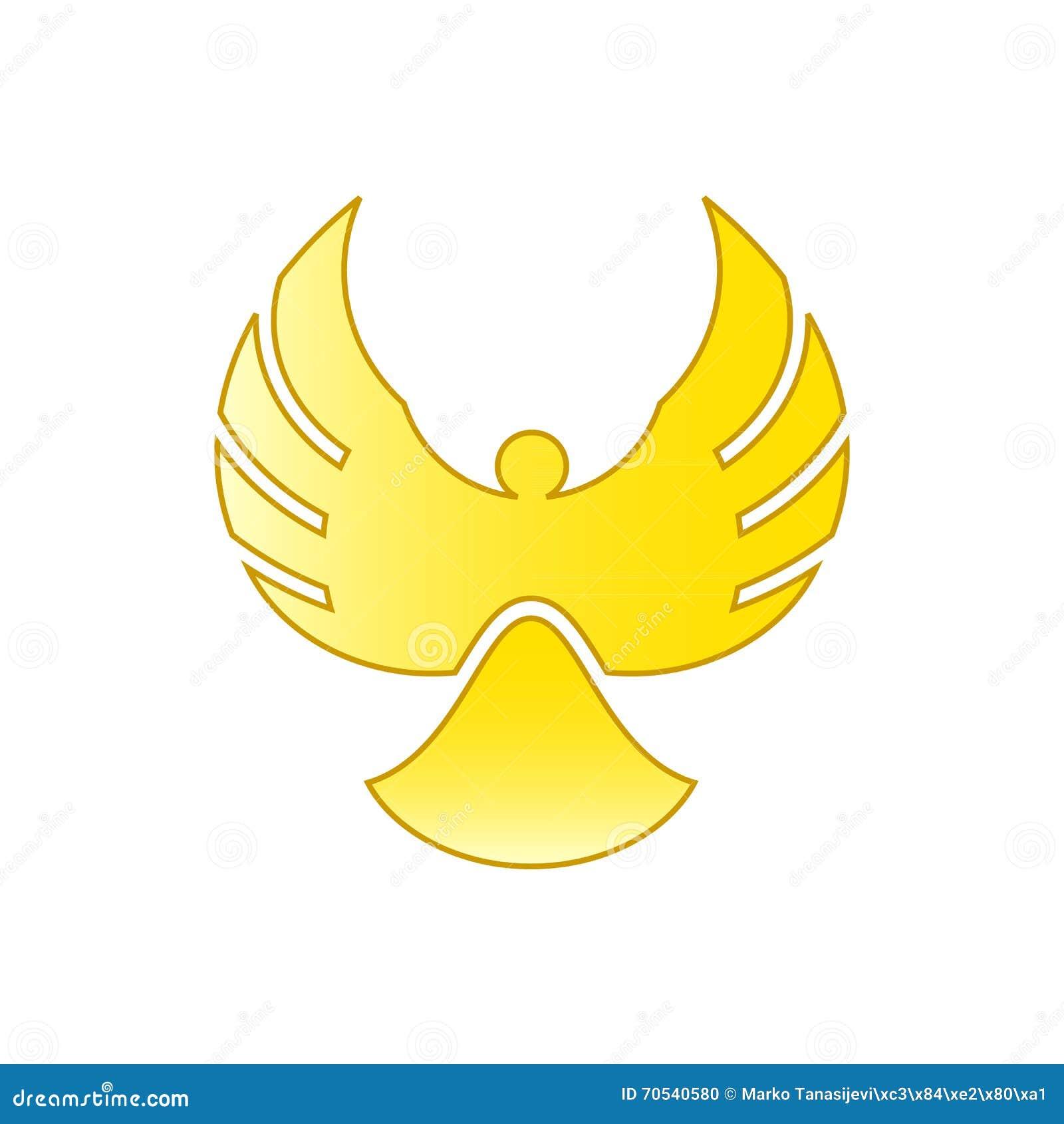 Uccello di angelo