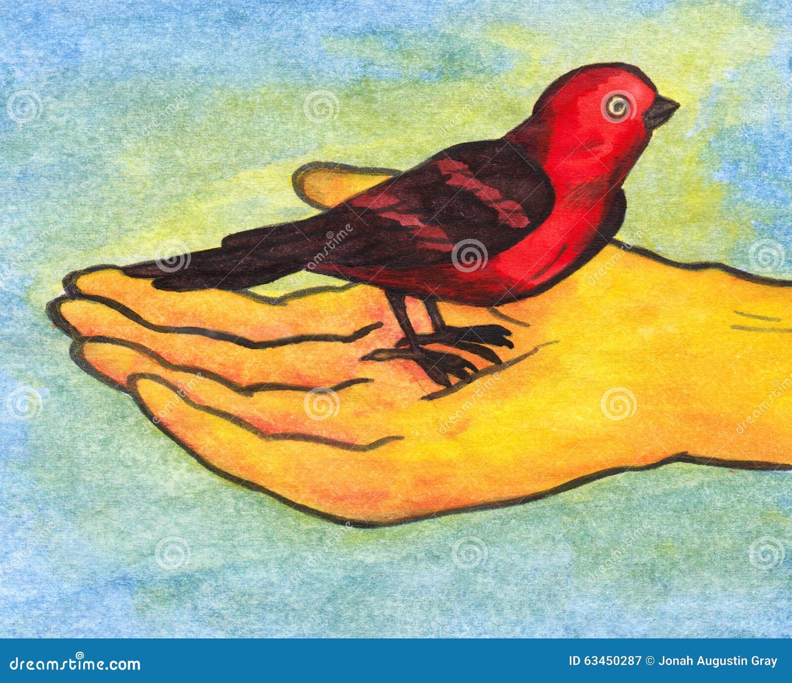 Uccello di Reiki a disposizione (2008)
