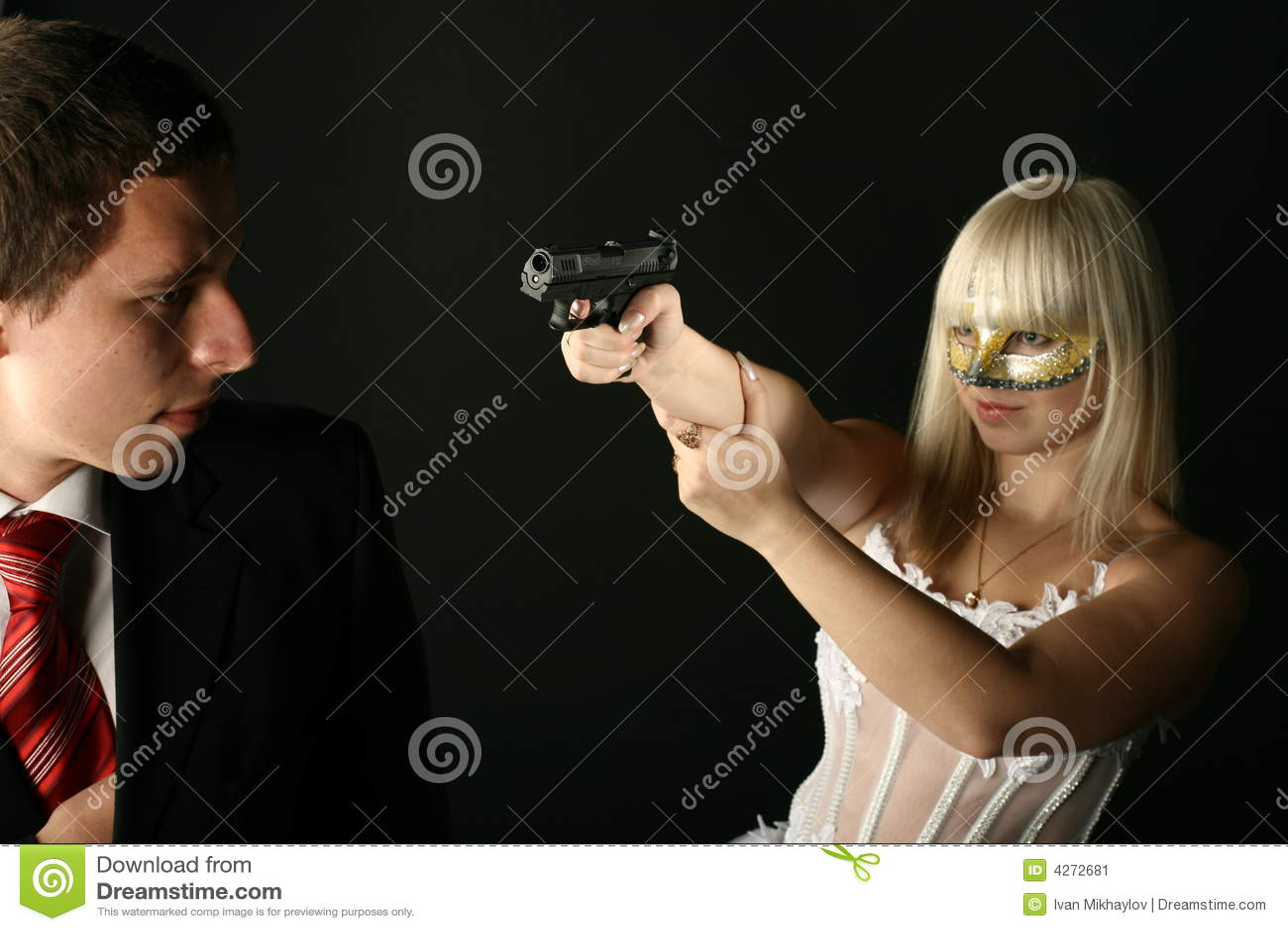 Uccisione di Gansta