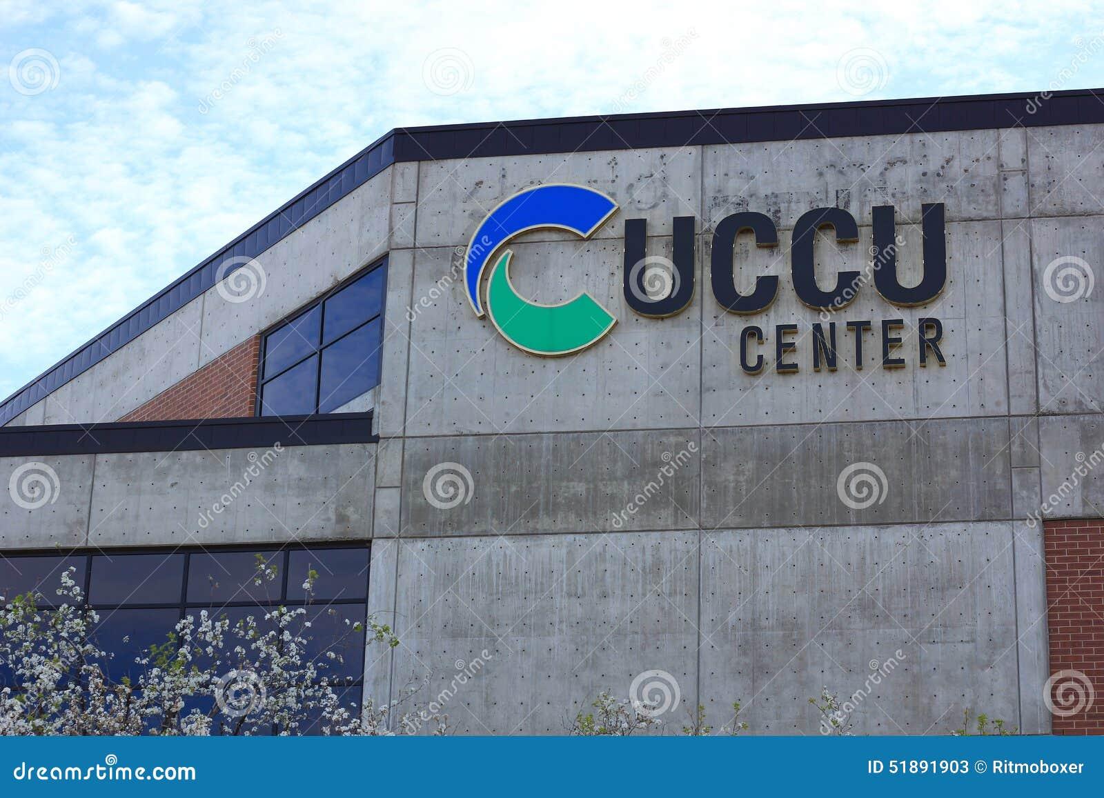 UCCU中心在犹他谷大学