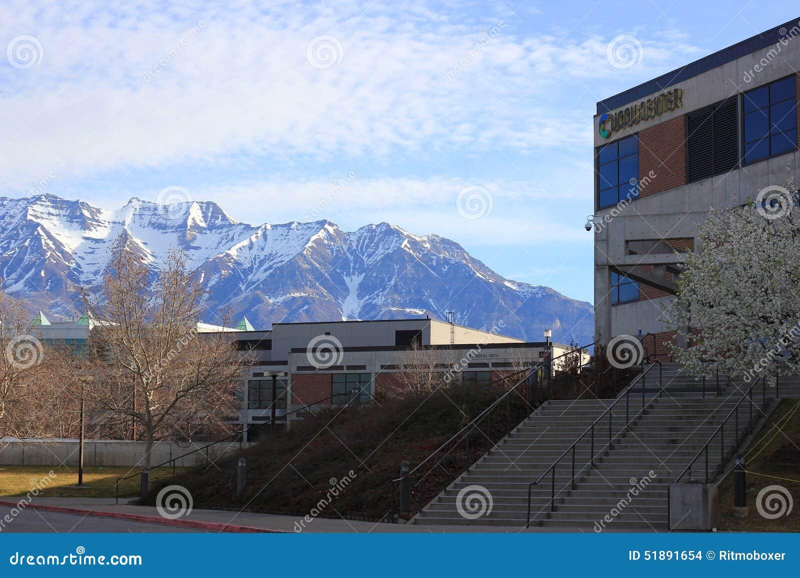 UCCU centrum w Utah doliny uniwersytecie