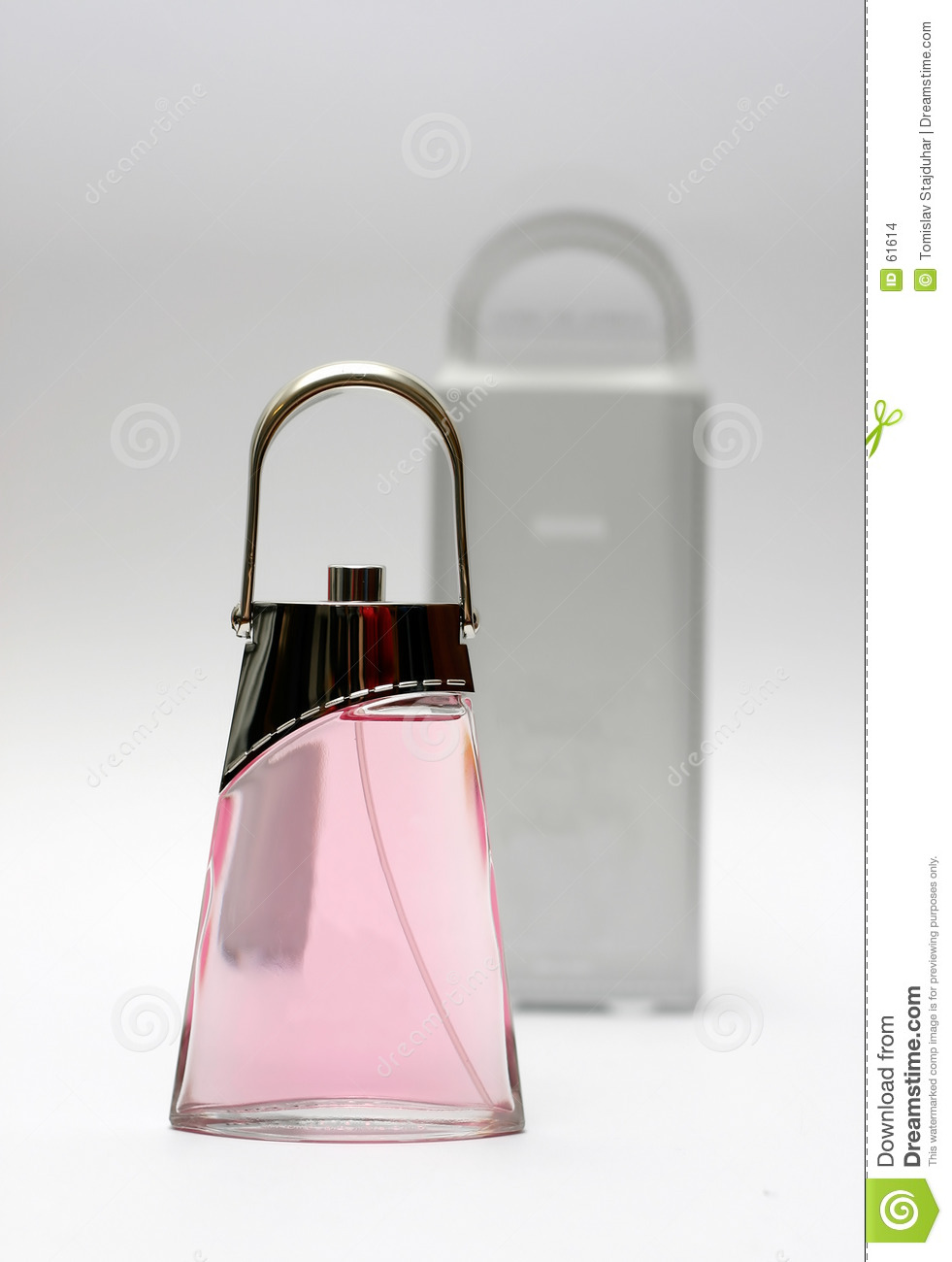 Download UCE de parfum photo stock. Image du humeur, gentil, mode - 61614