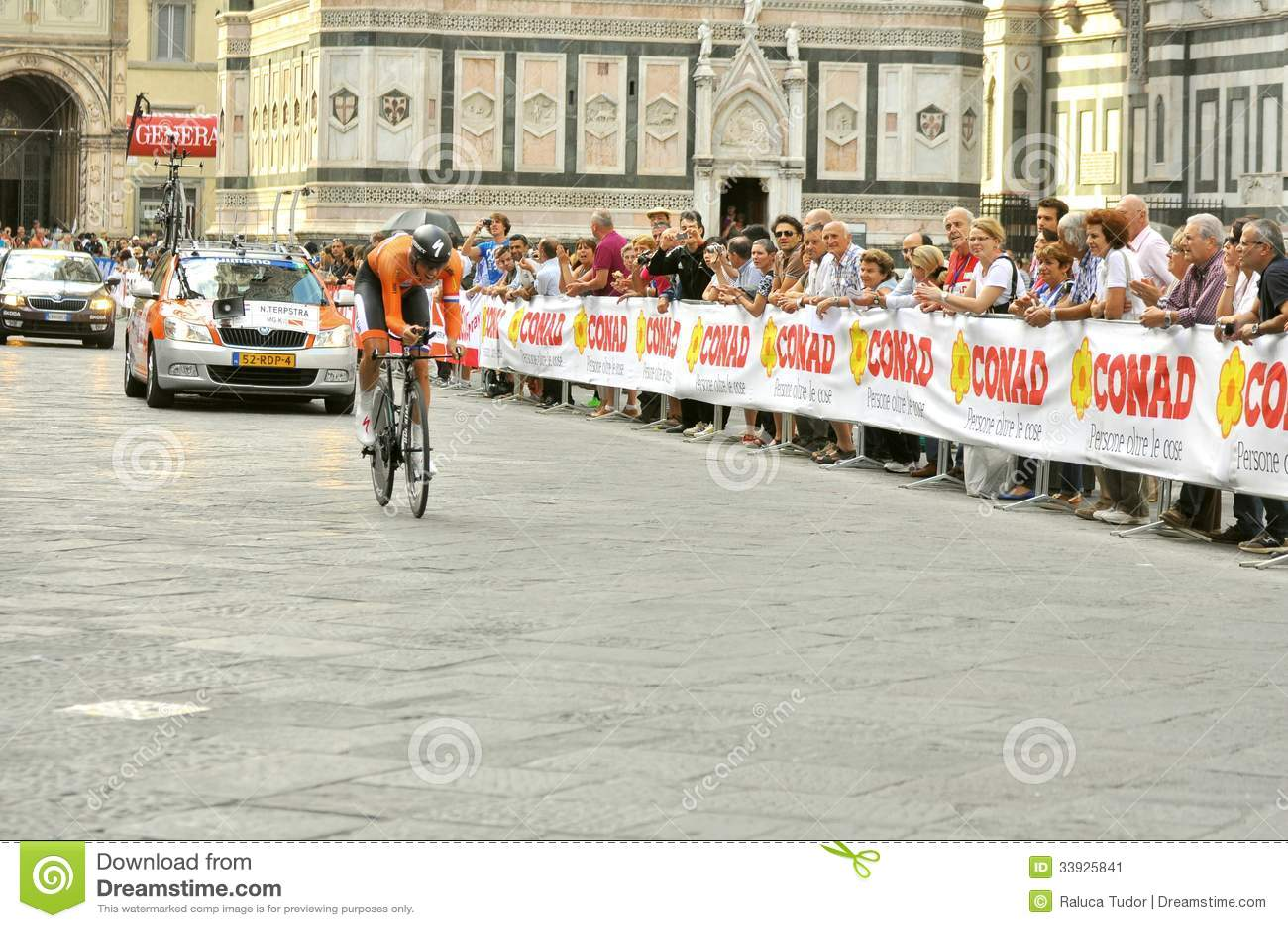 The Cyclist Niki Terpstra