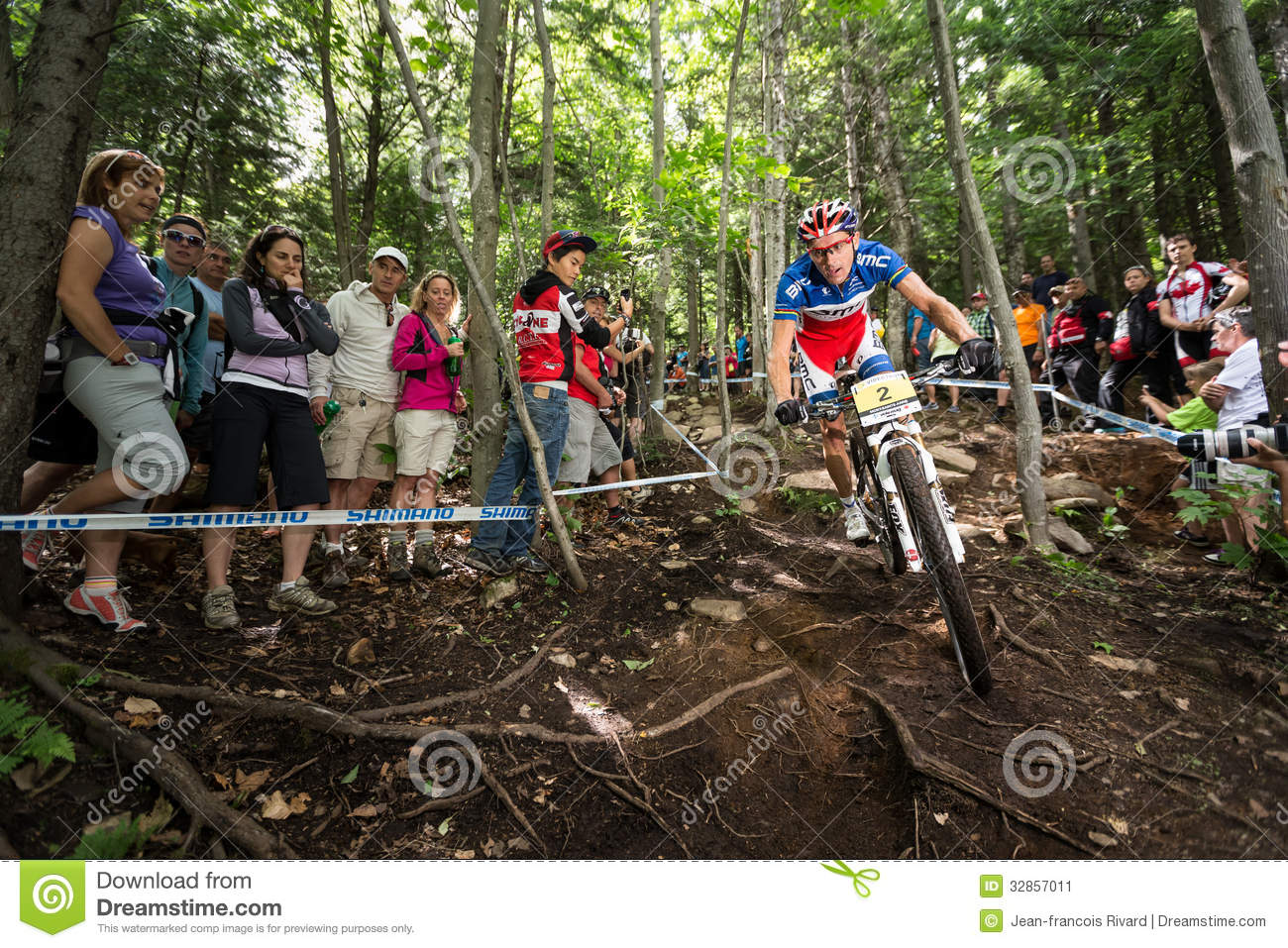 UCI World Cup Cross Country 2013, Mont Ste-Anne, B