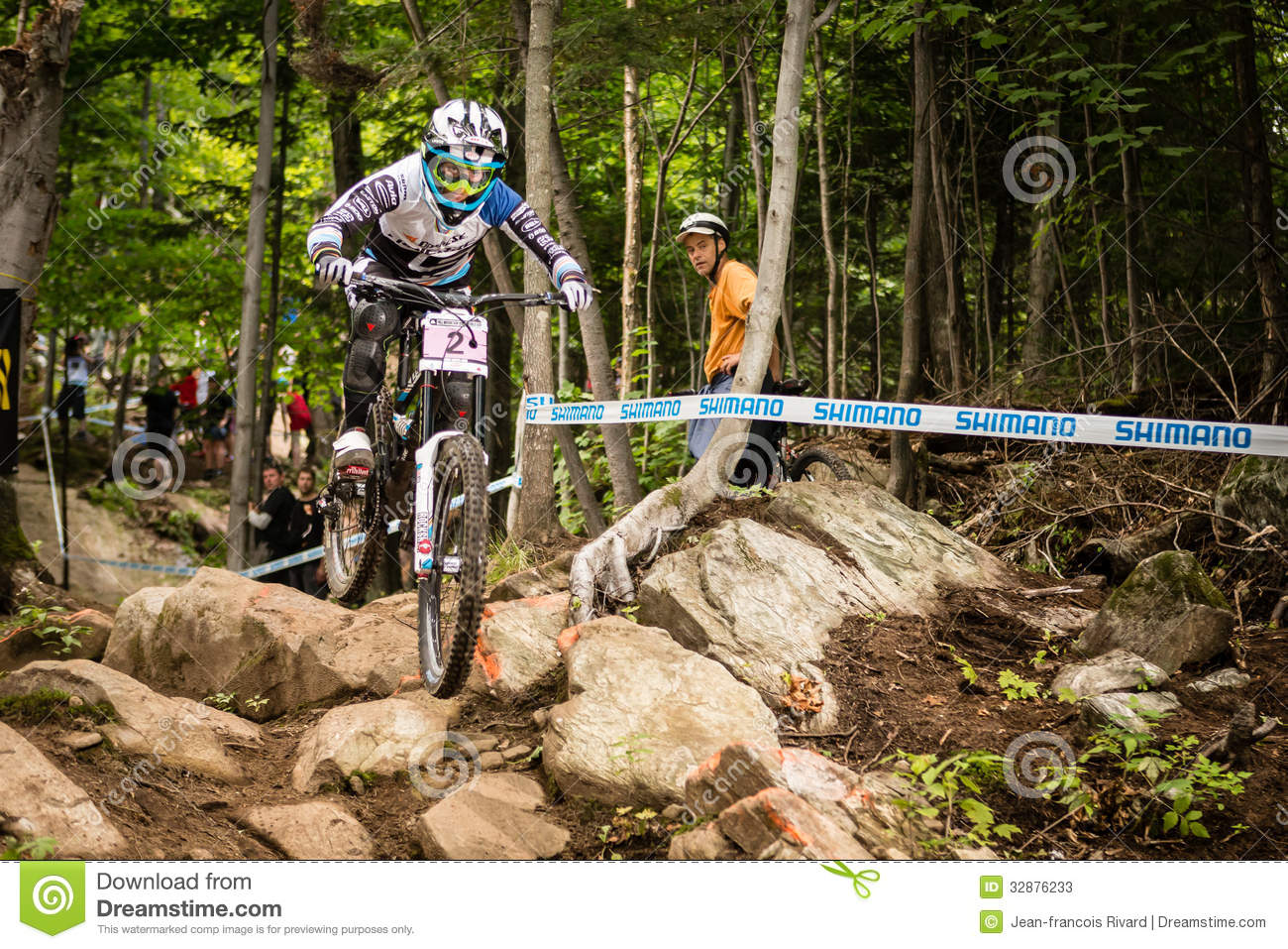 UCI World Cup Downhill 2013, Mont Ste-Anne, Beaupr