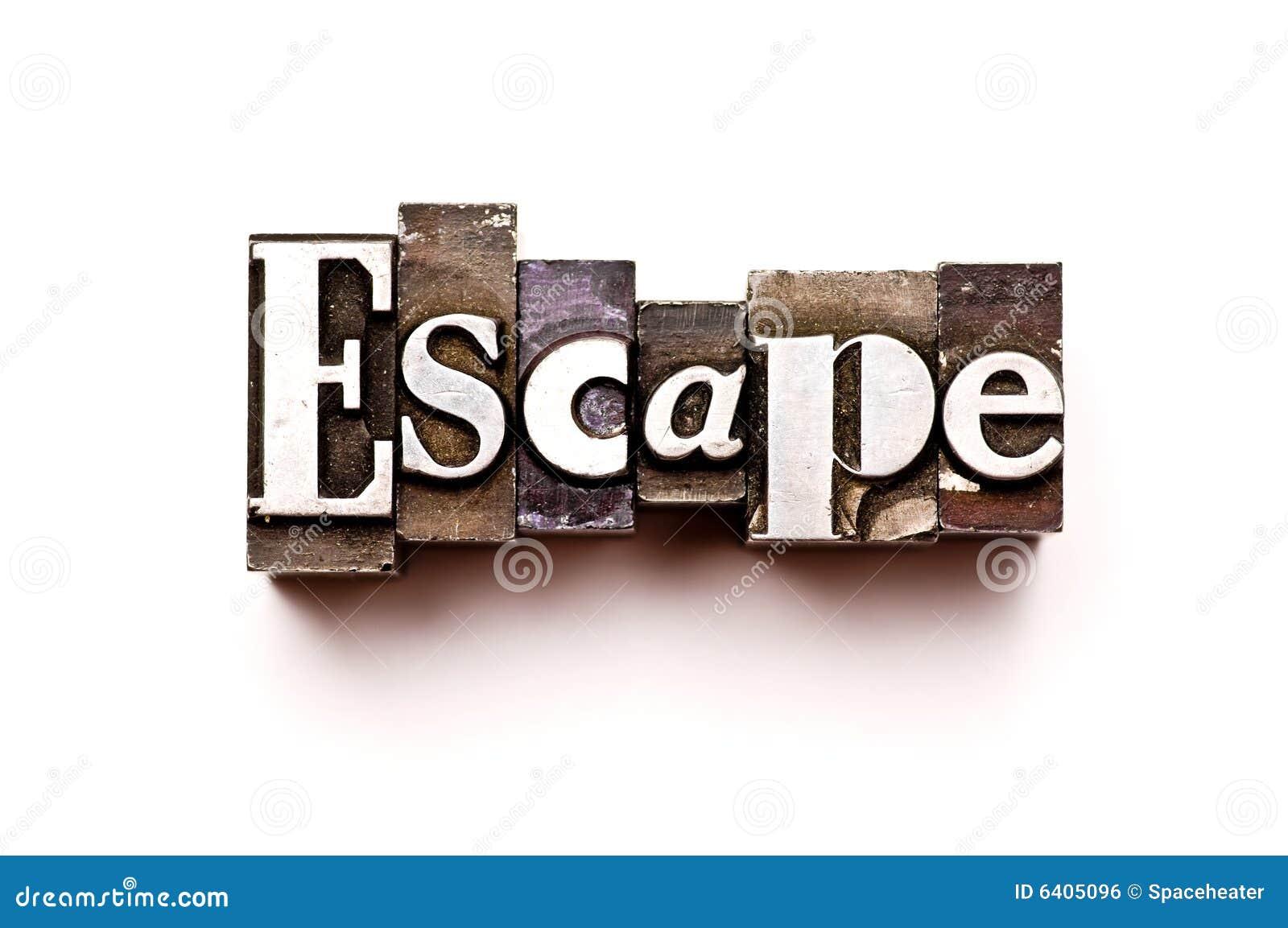 Ucieczka