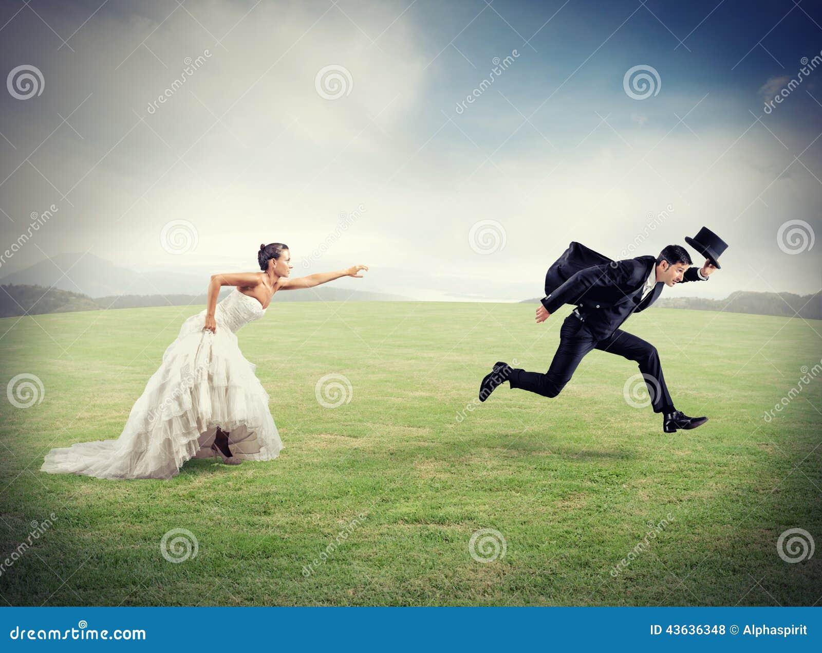 Ucieczka od małżeństwa