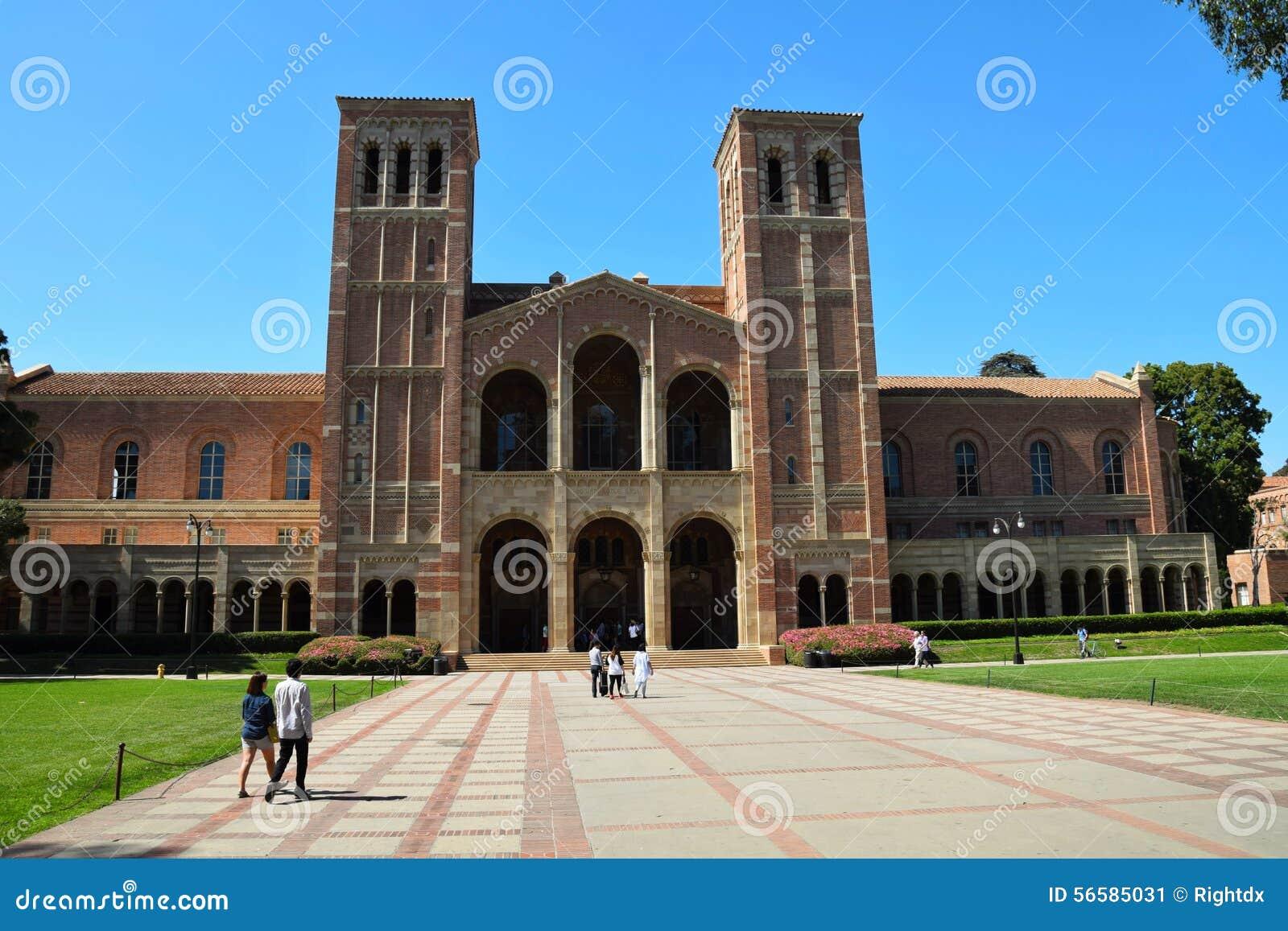 University Of California Los Angeles Campus Tour
