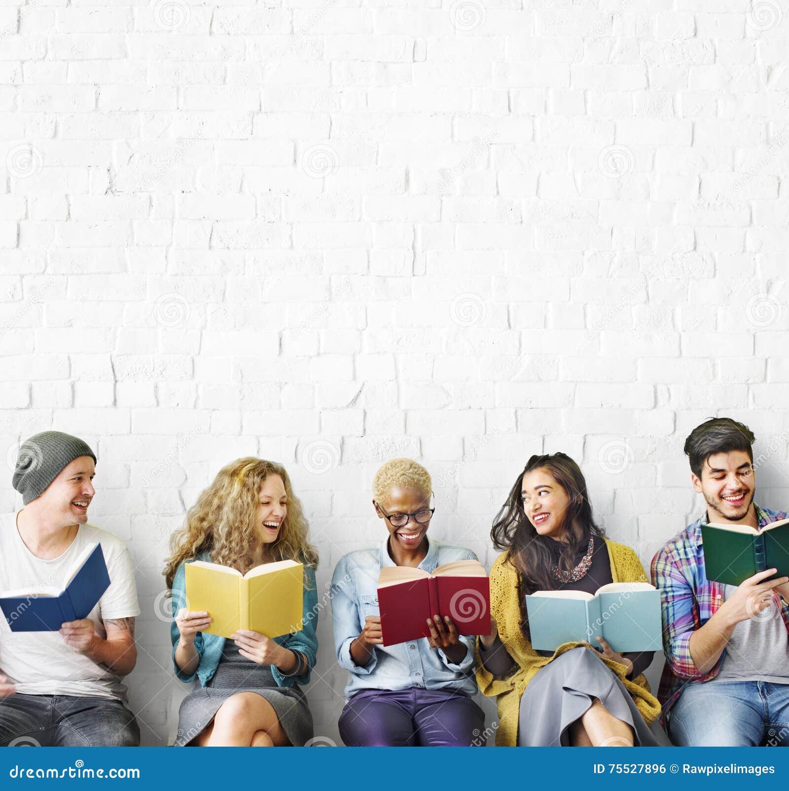 Uczeń młodości edukaci wiedzy Dorosły Czytelniczy pojęcie