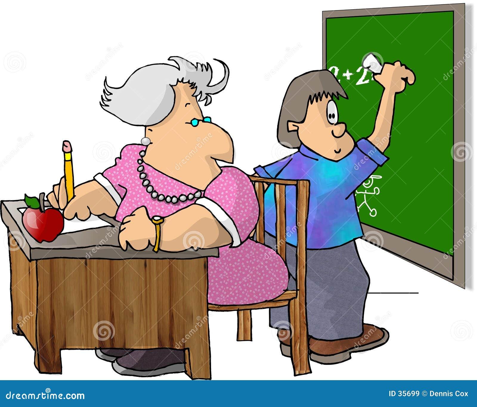 Uczeń nauczyciel