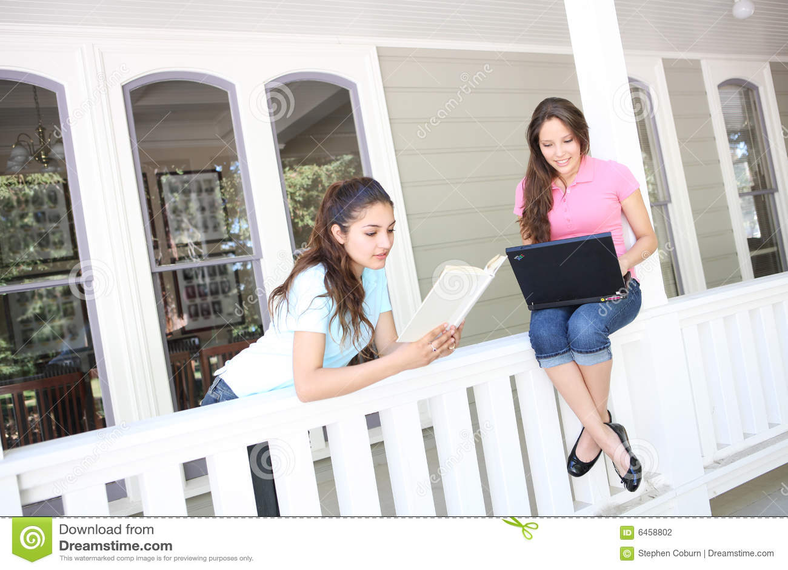 Uczyć się w domu sióstr