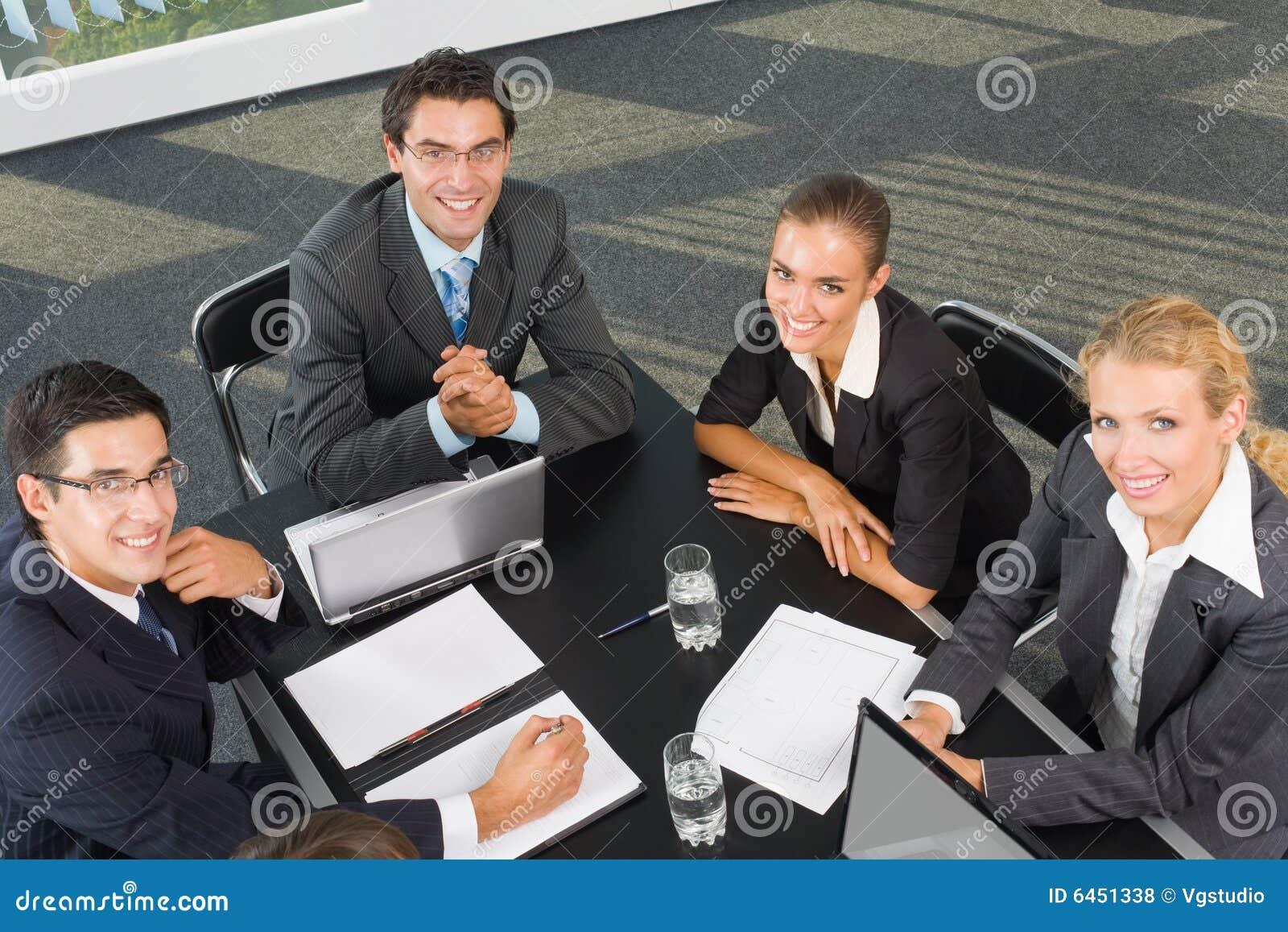 Udana drużyna jednostek gospodarczych