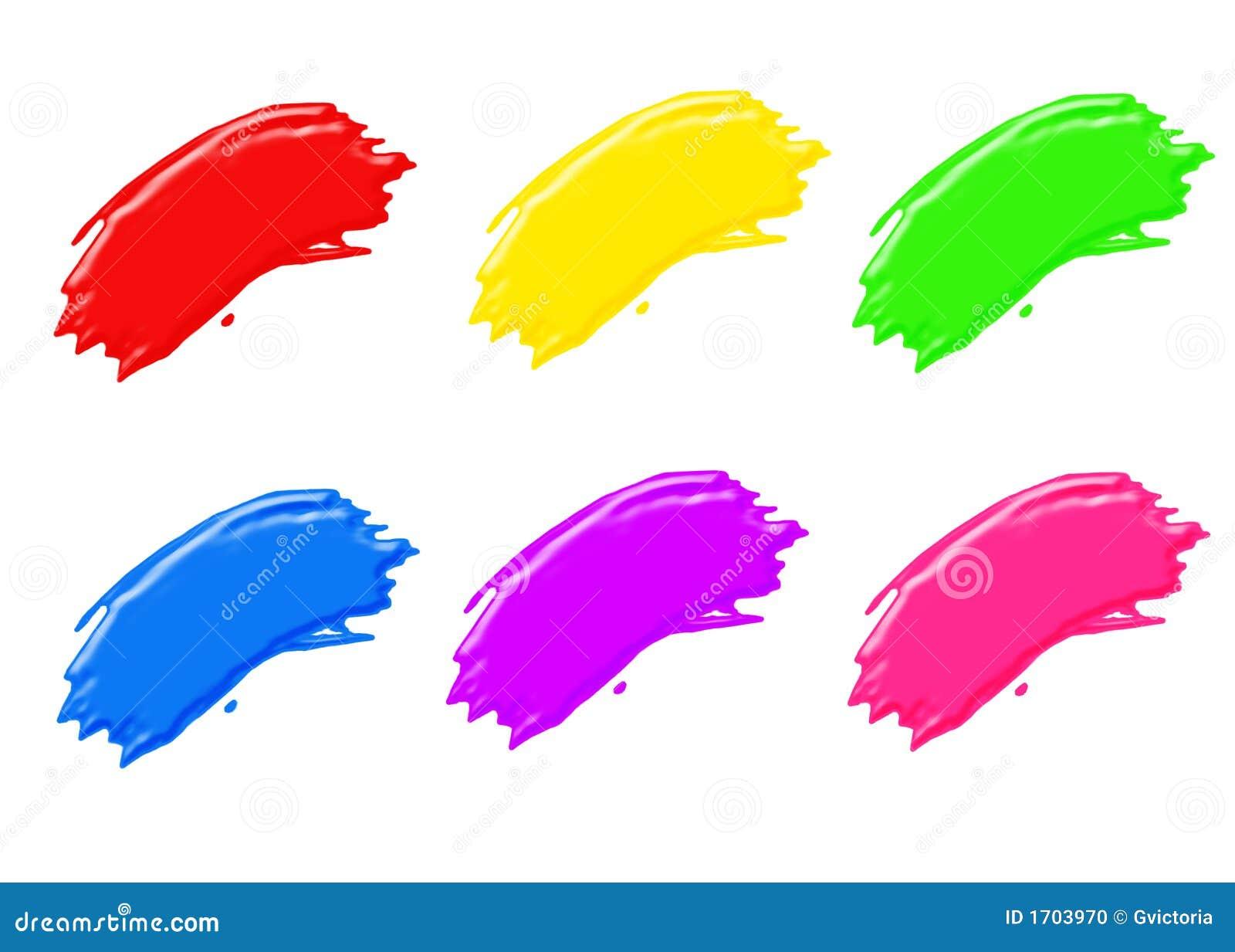 Udar farby