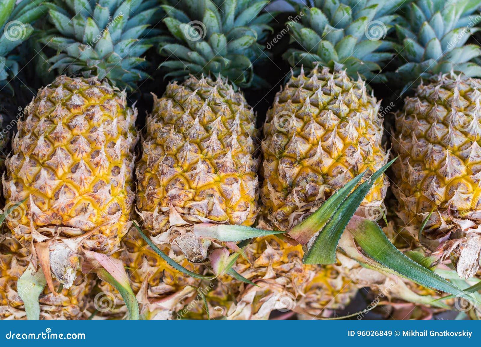 Udziałów ananasy