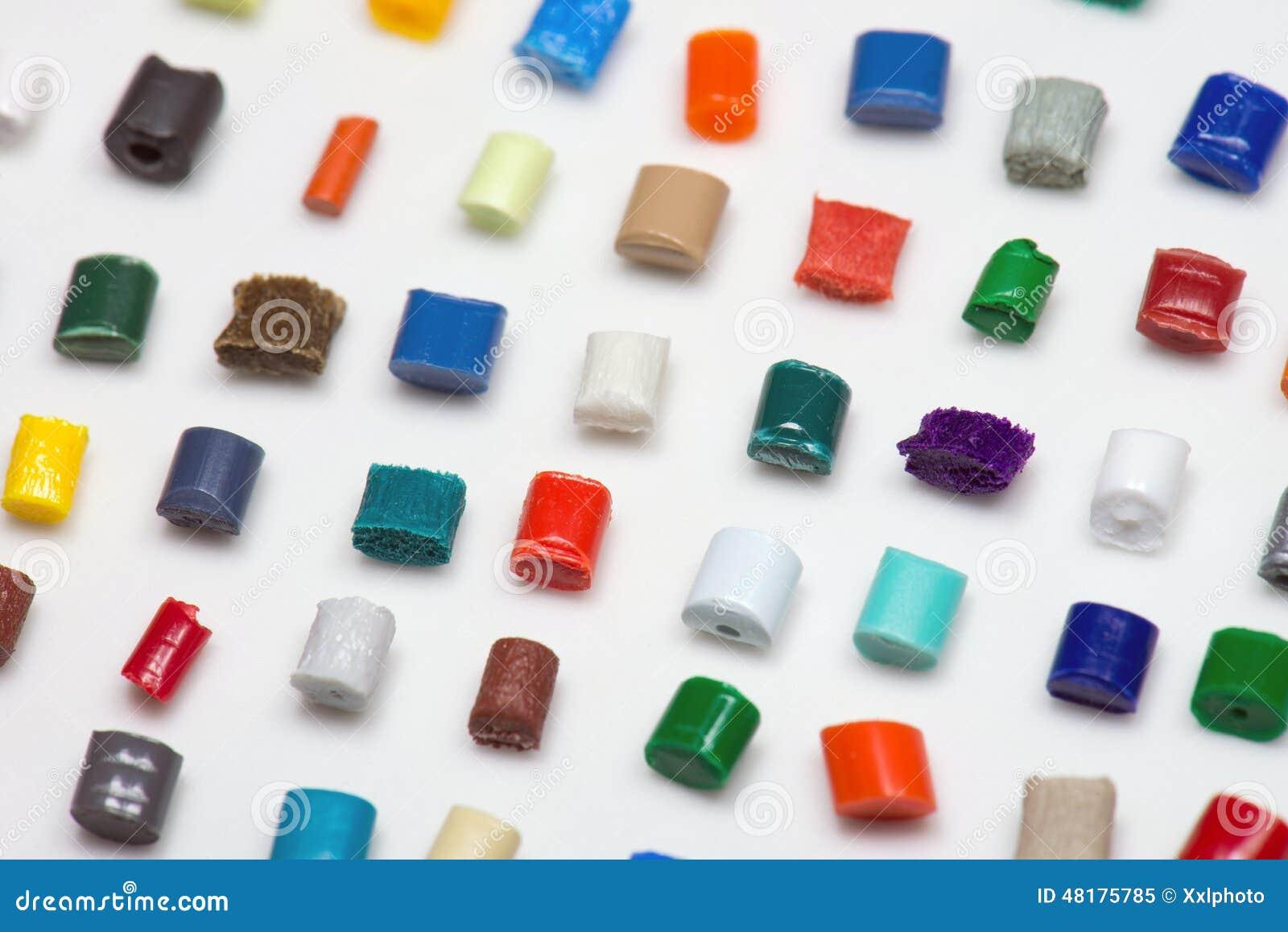 Udział różni przedmioty i kolory