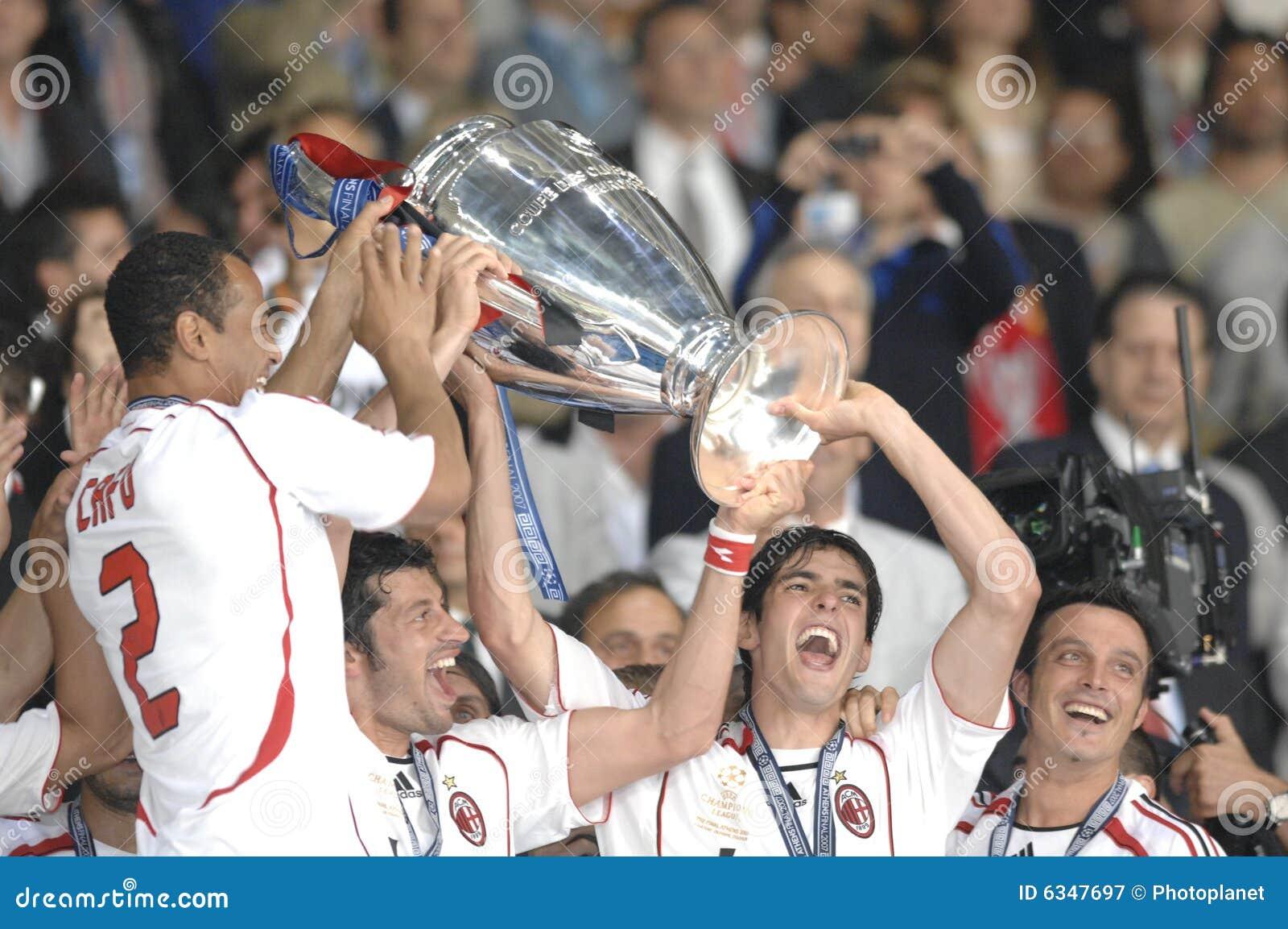 milan uefa champions league 2007 - photo#7