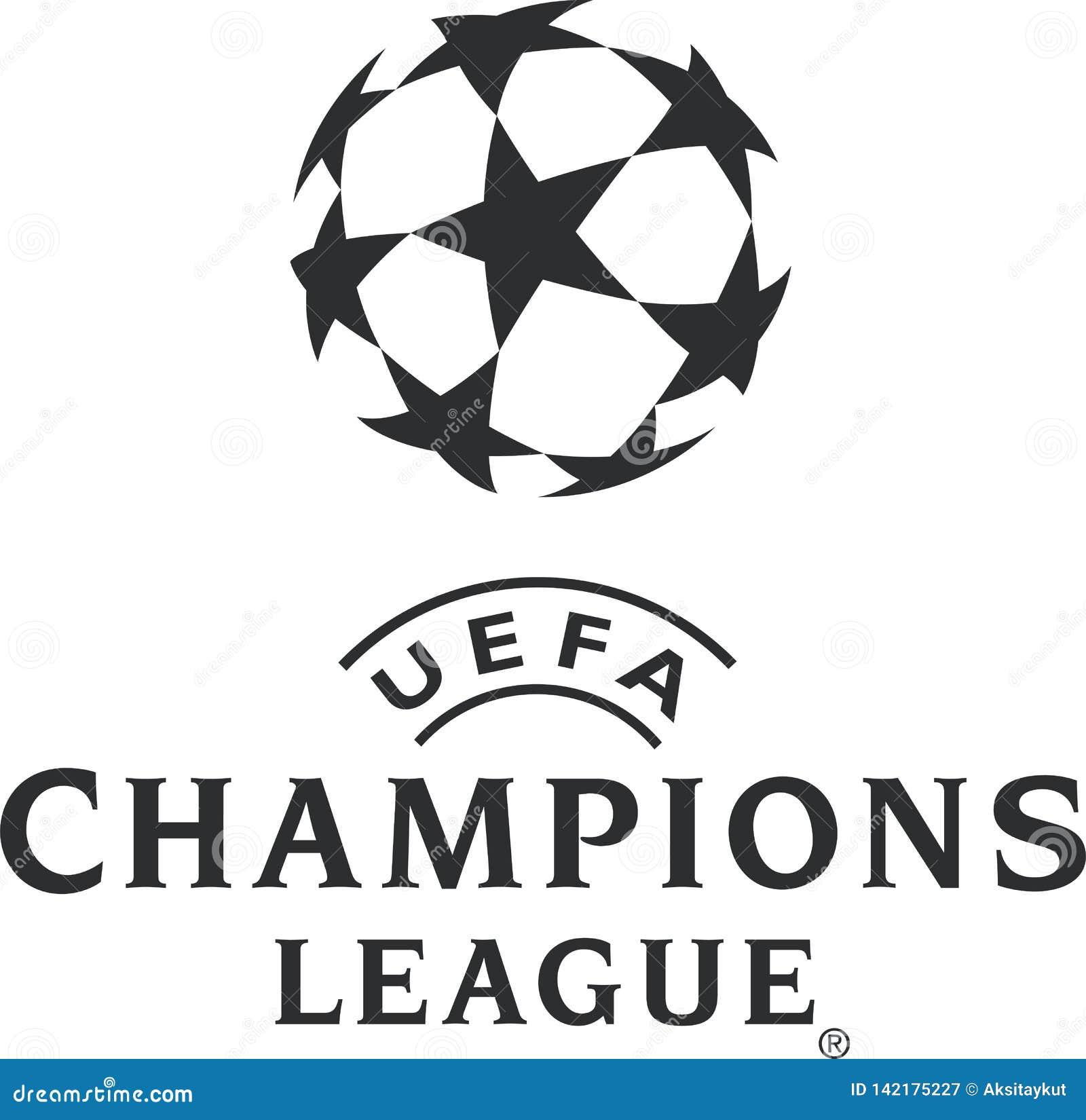 UEFA Champions League logo ikona