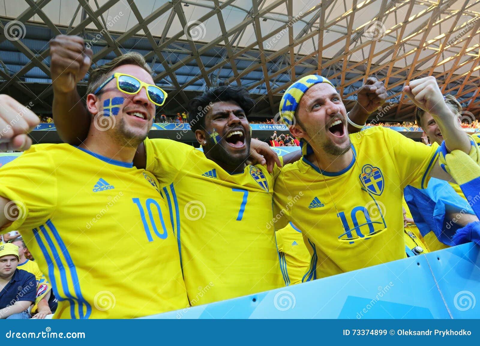 Belgien Vs Schweden